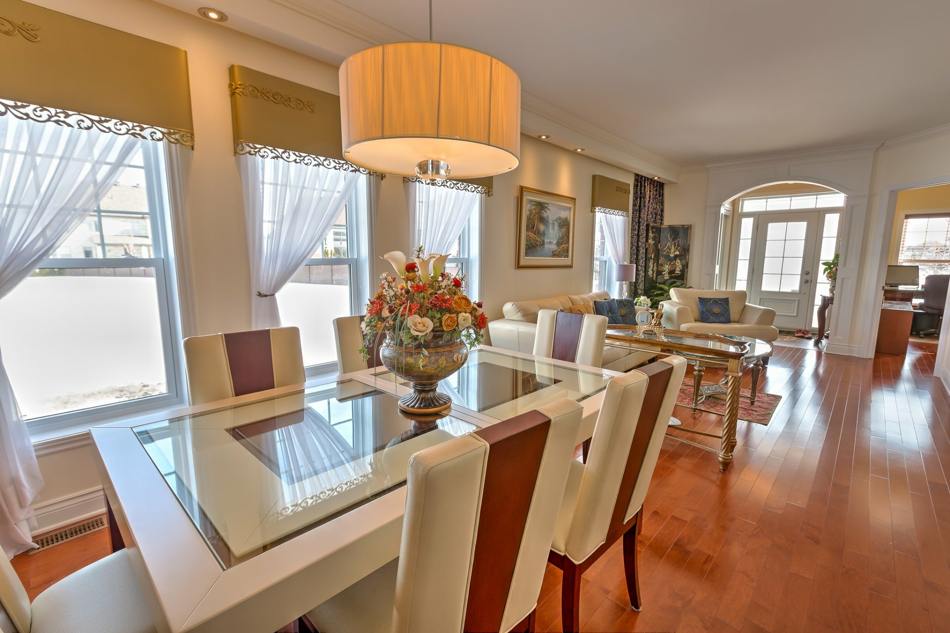 image 4 - Apartment For sale Brossard - 7 rooms