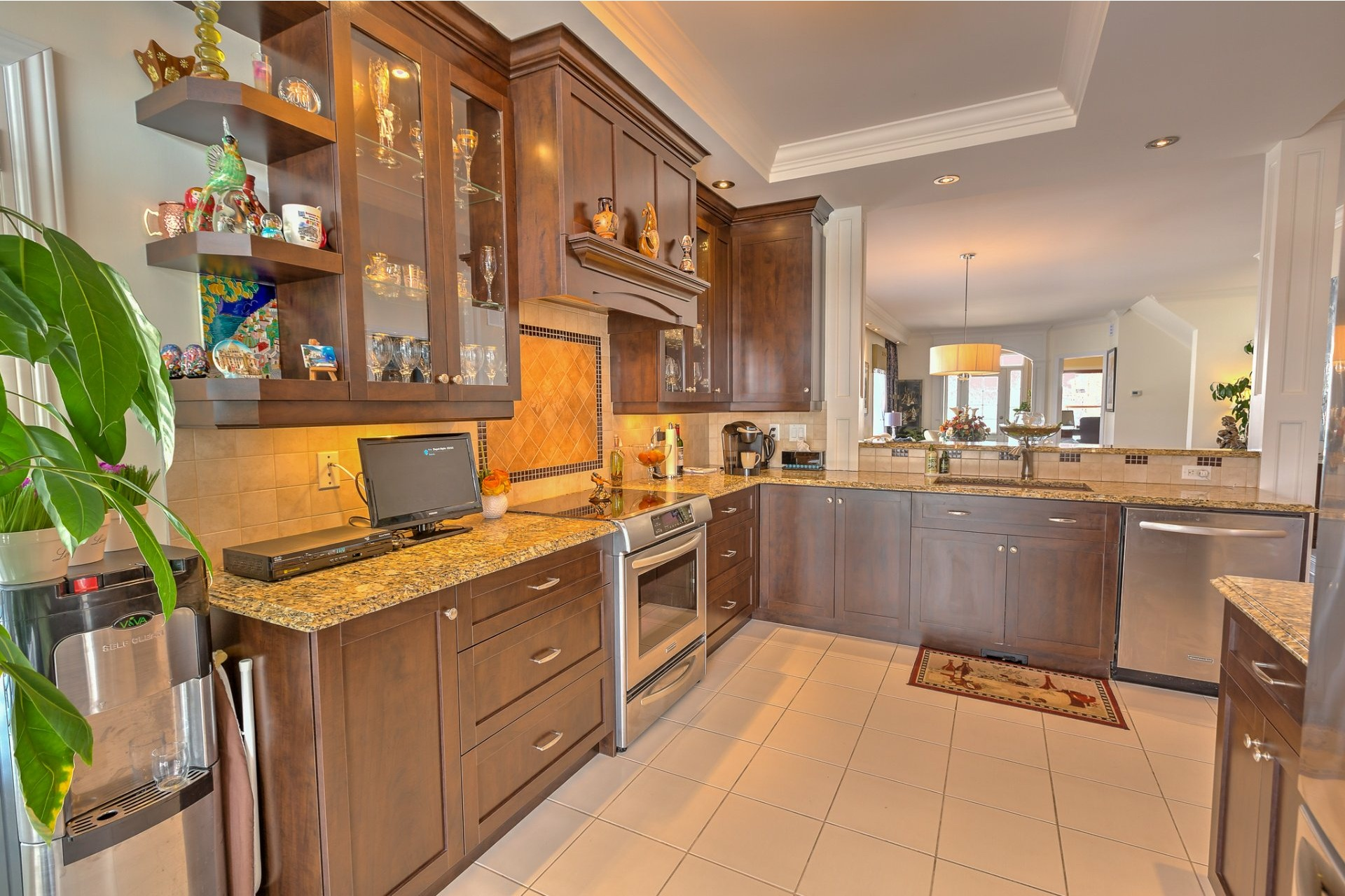 image 14 - Apartment For sale Brossard - 7 rooms