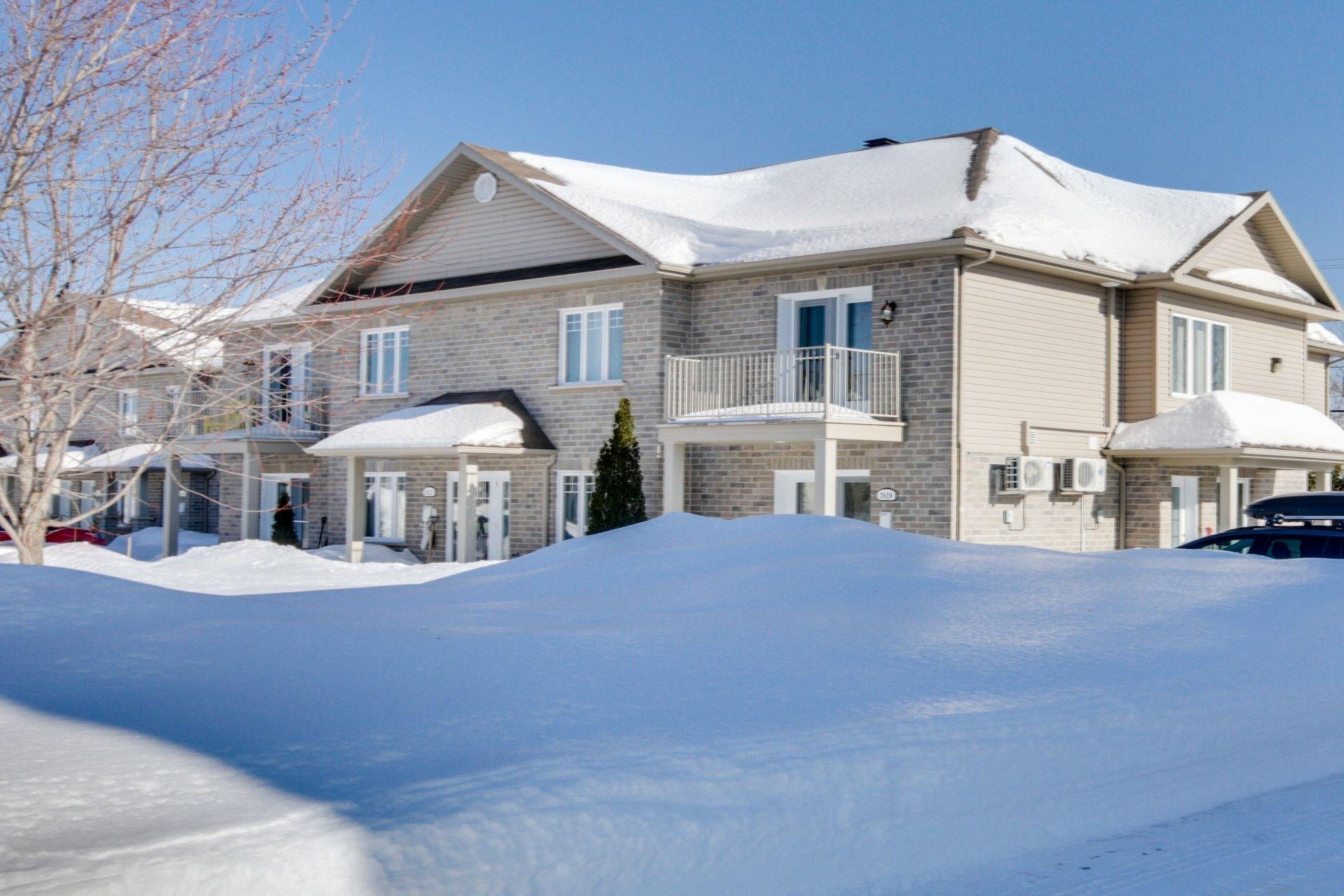 image 1 - Apartment For sale Trois-Rivières - 6 rooms