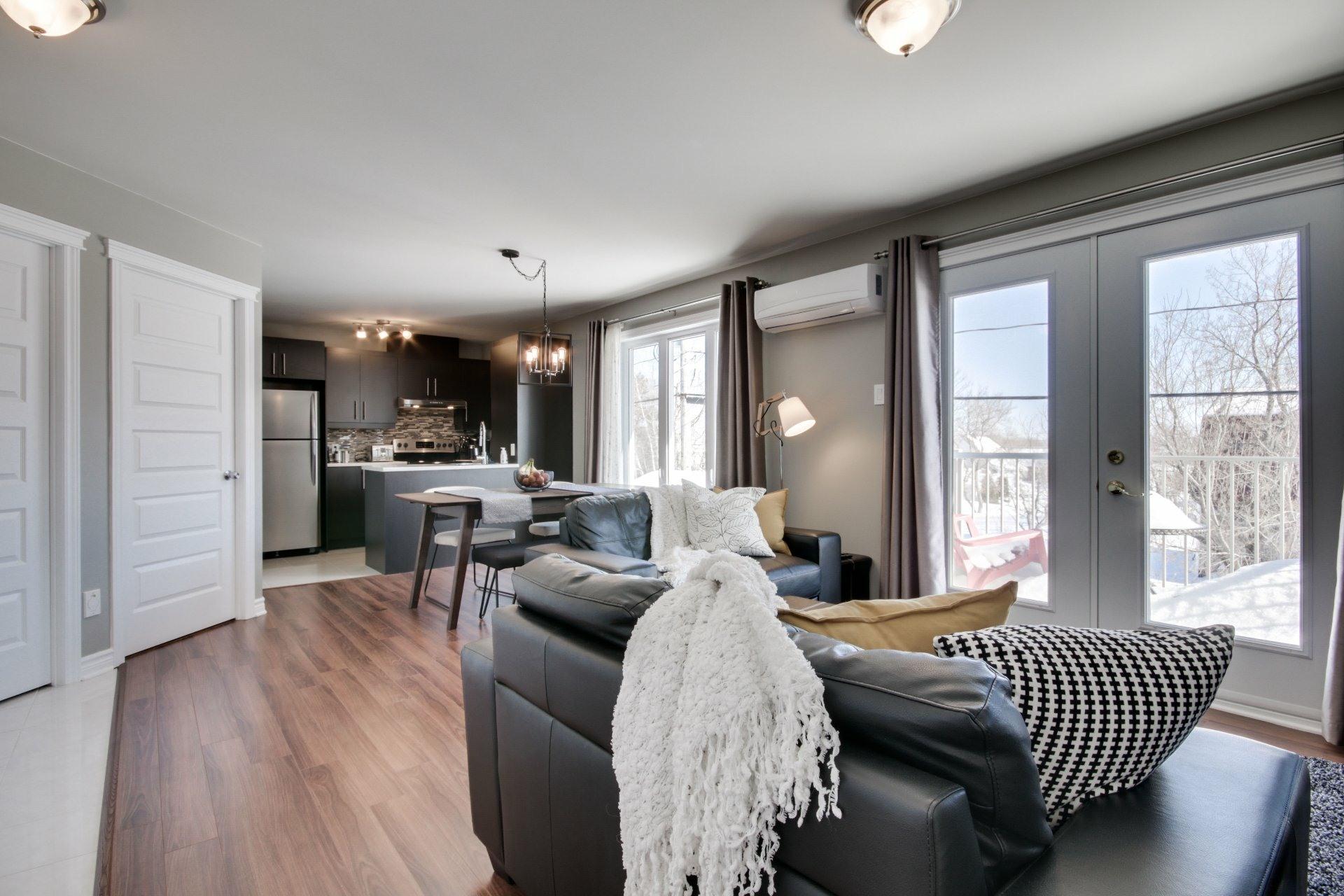 image 5 - Apartment For sale Trois-Rivières - 6 rooms