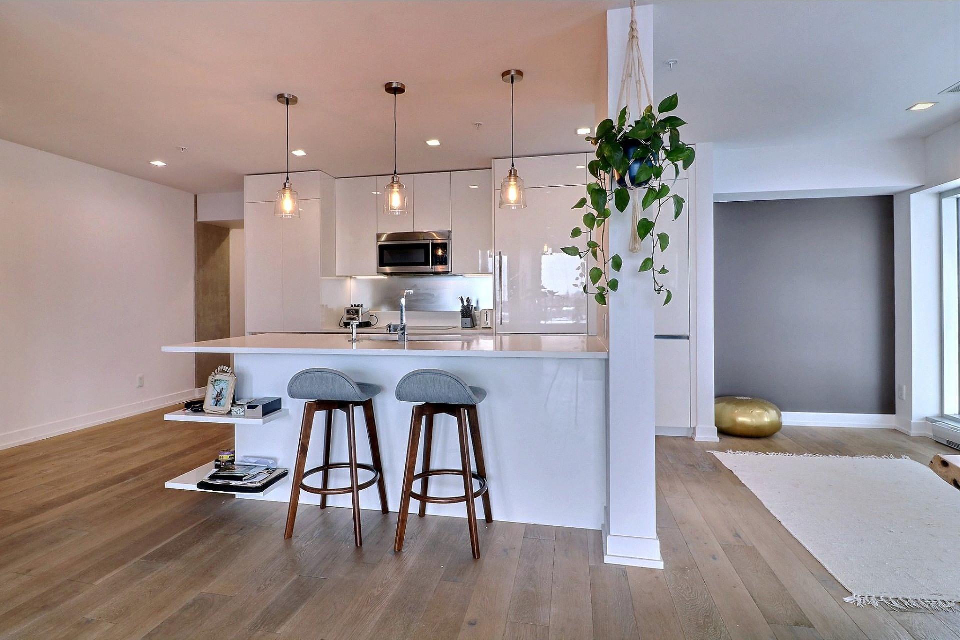 image 4 - Apartment For sale Le Sud-Ouest Montréal  - 6 rooms
