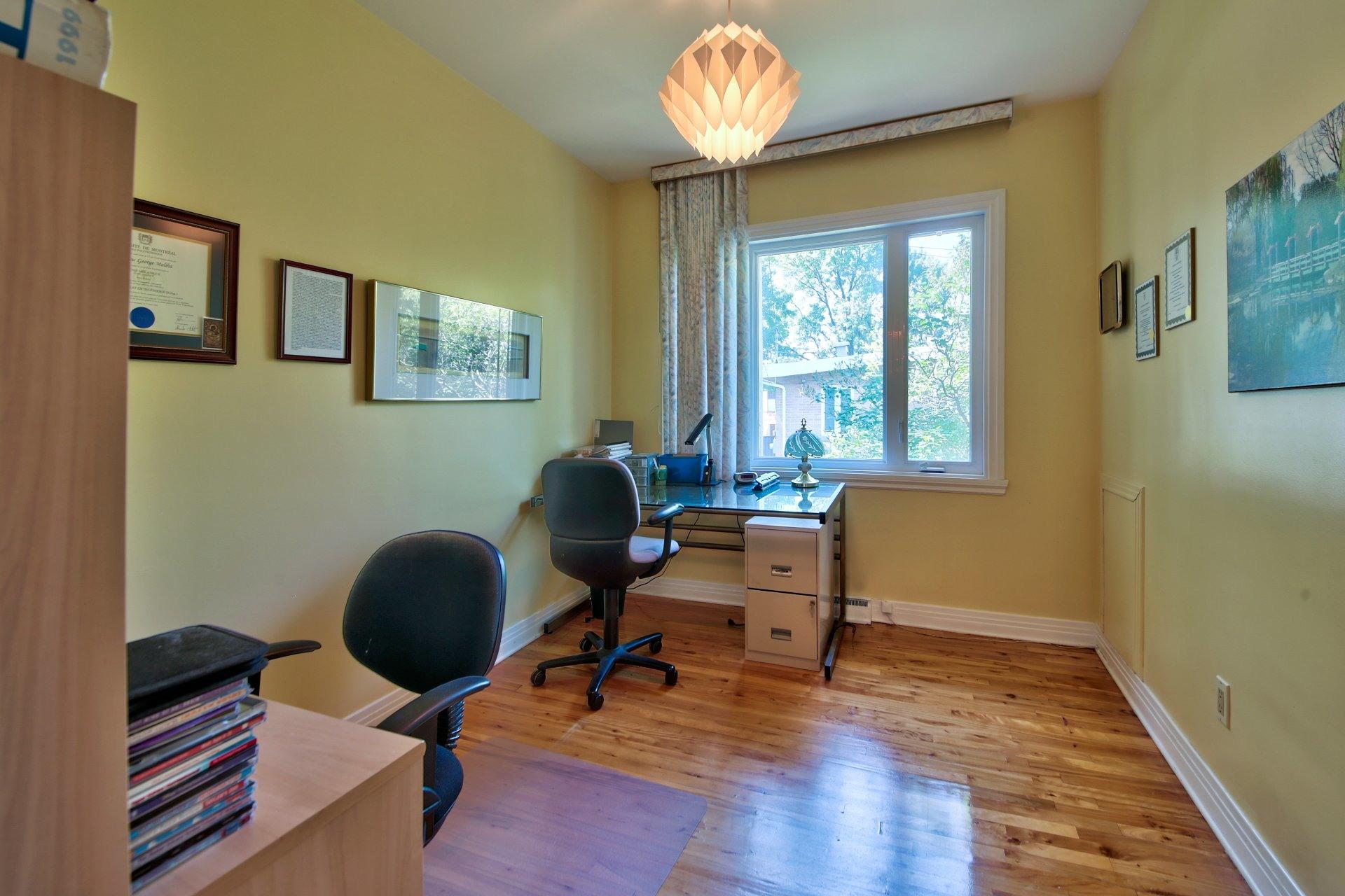 image 16 - House For sale Ahuntsic-Cartierville Montréal  - 11 rooms