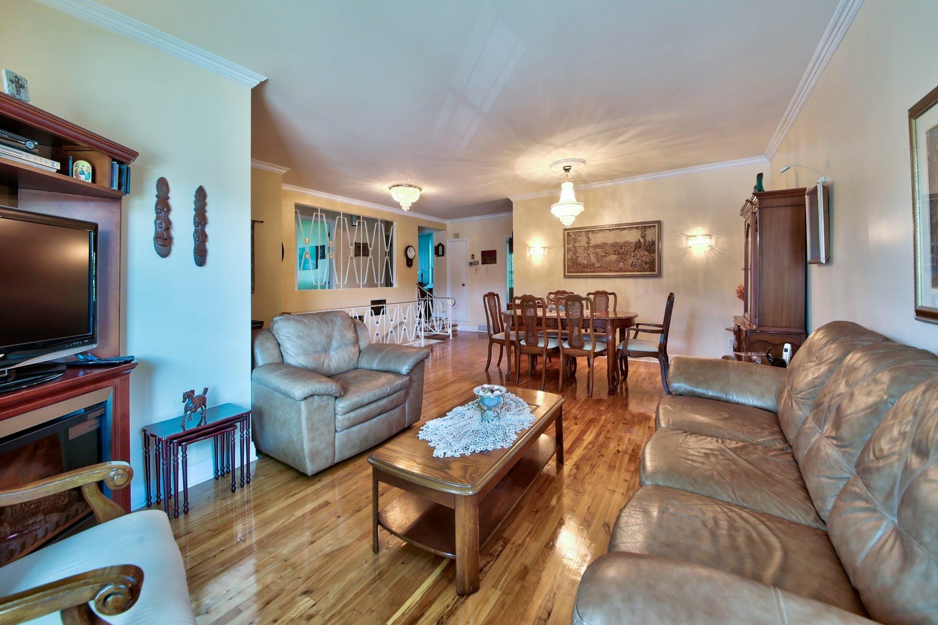 image 5 - House For sale Ahuntsic-Cartierville Montréal  - 11 rooms
