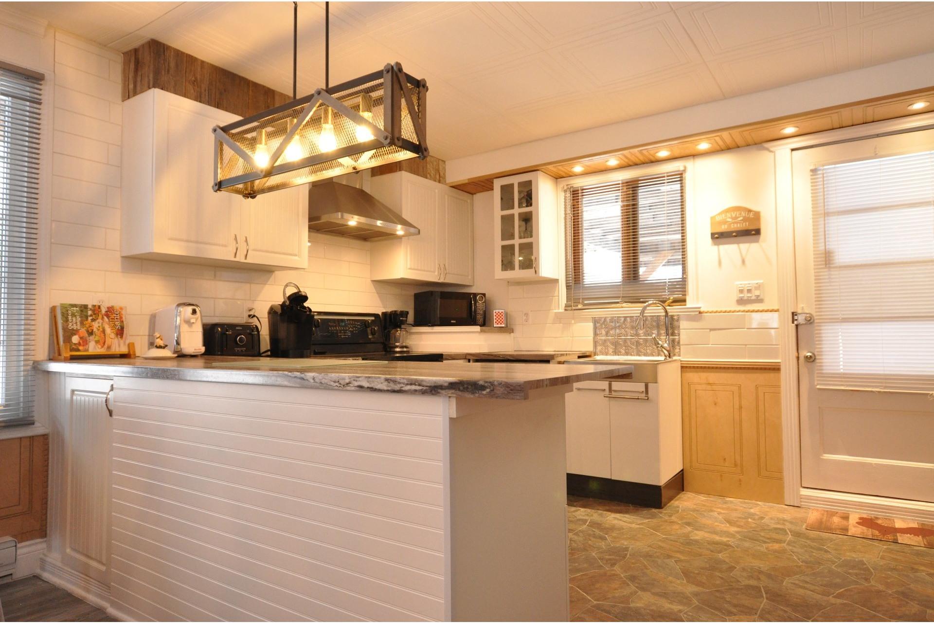 image 2 - Maison À vendre Saint-Élie-de-Caxton - 7 pièces