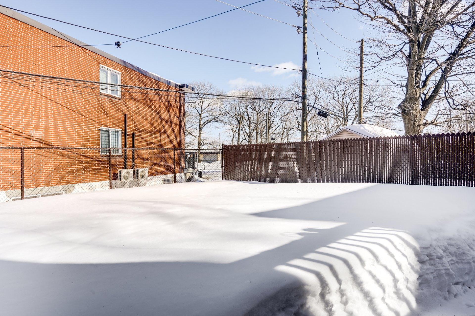 image 43 - Quadruplex À vendre LaSalle Montréal  - 3 pièces