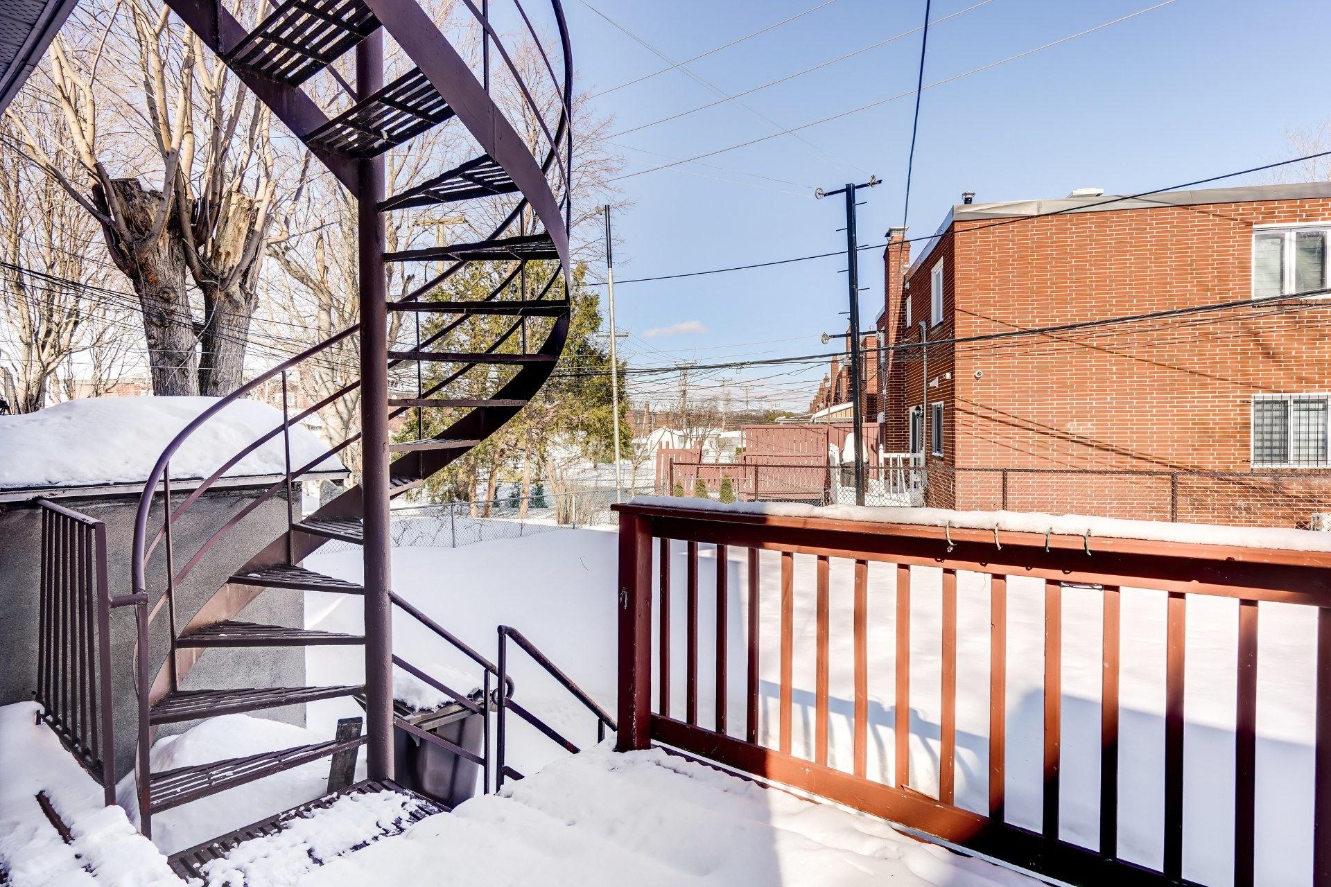 image 42 - Quadruplex À vendre LaSalle Montréal  - 3 pièces
