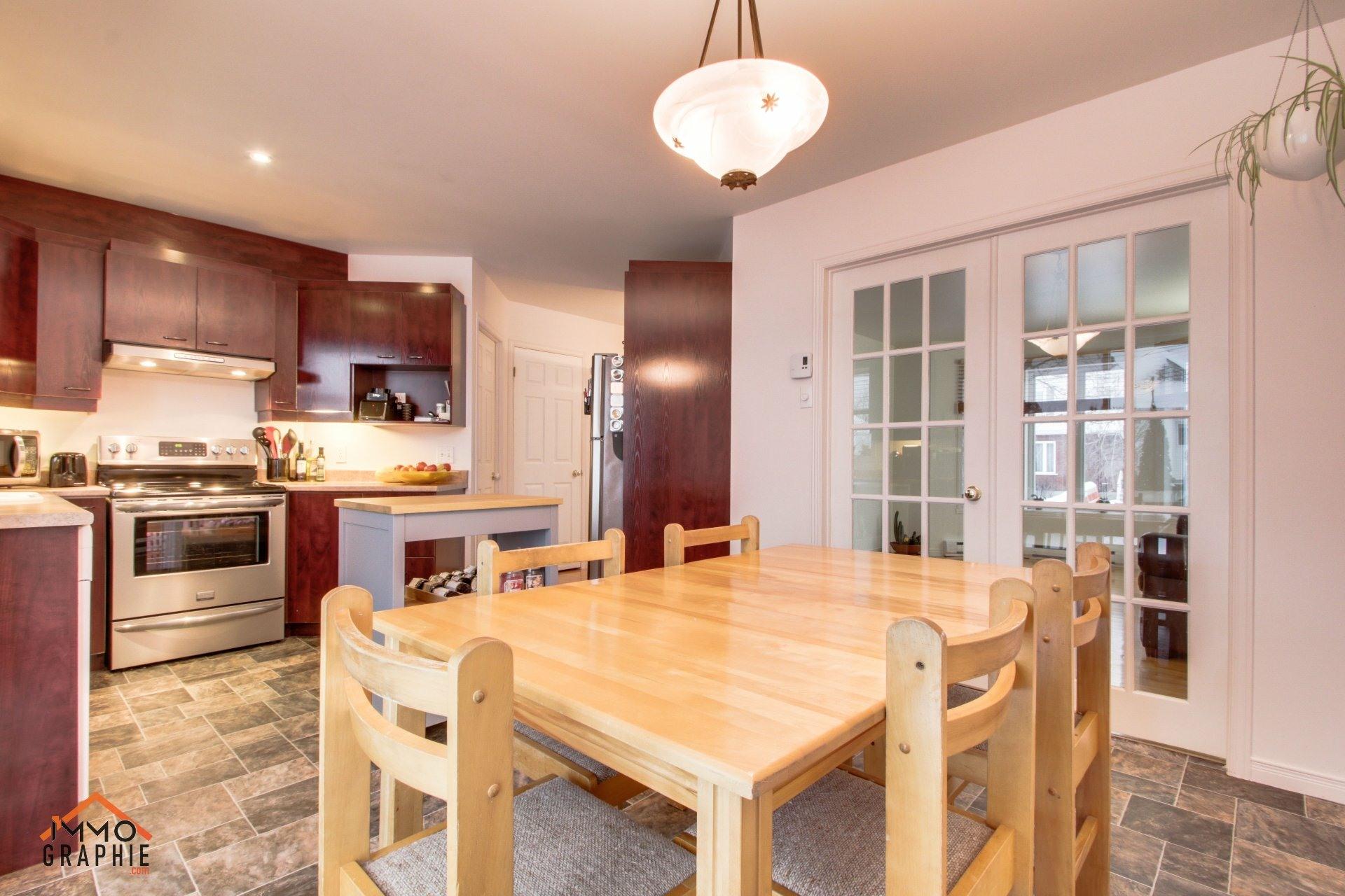image 4 - House For sale Trois-Rivières - 13 rooms