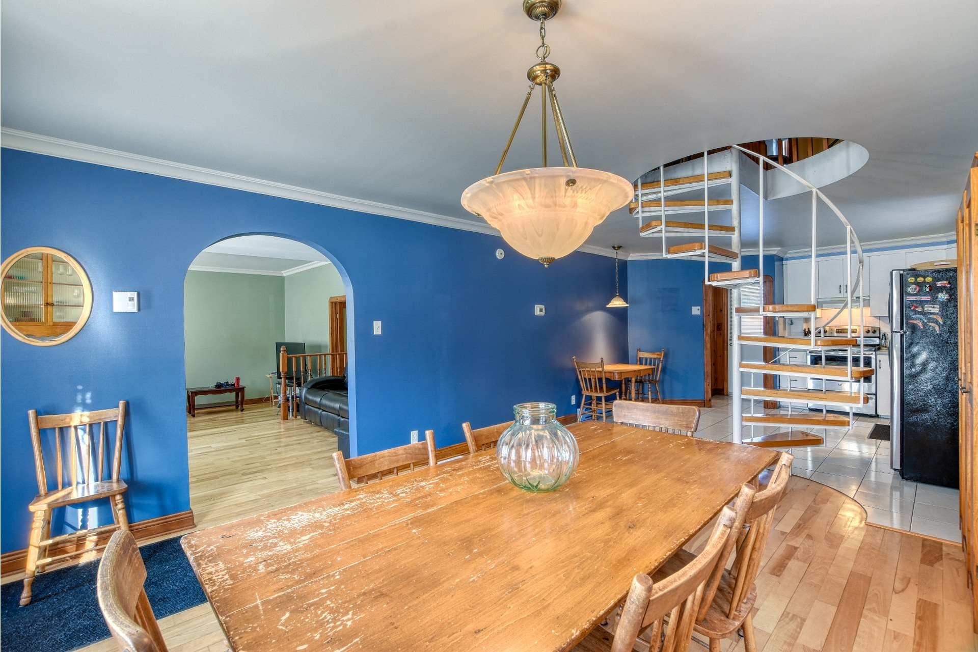 image 3 - House For sale Saint-Laurent Montréal  - 10 rooms