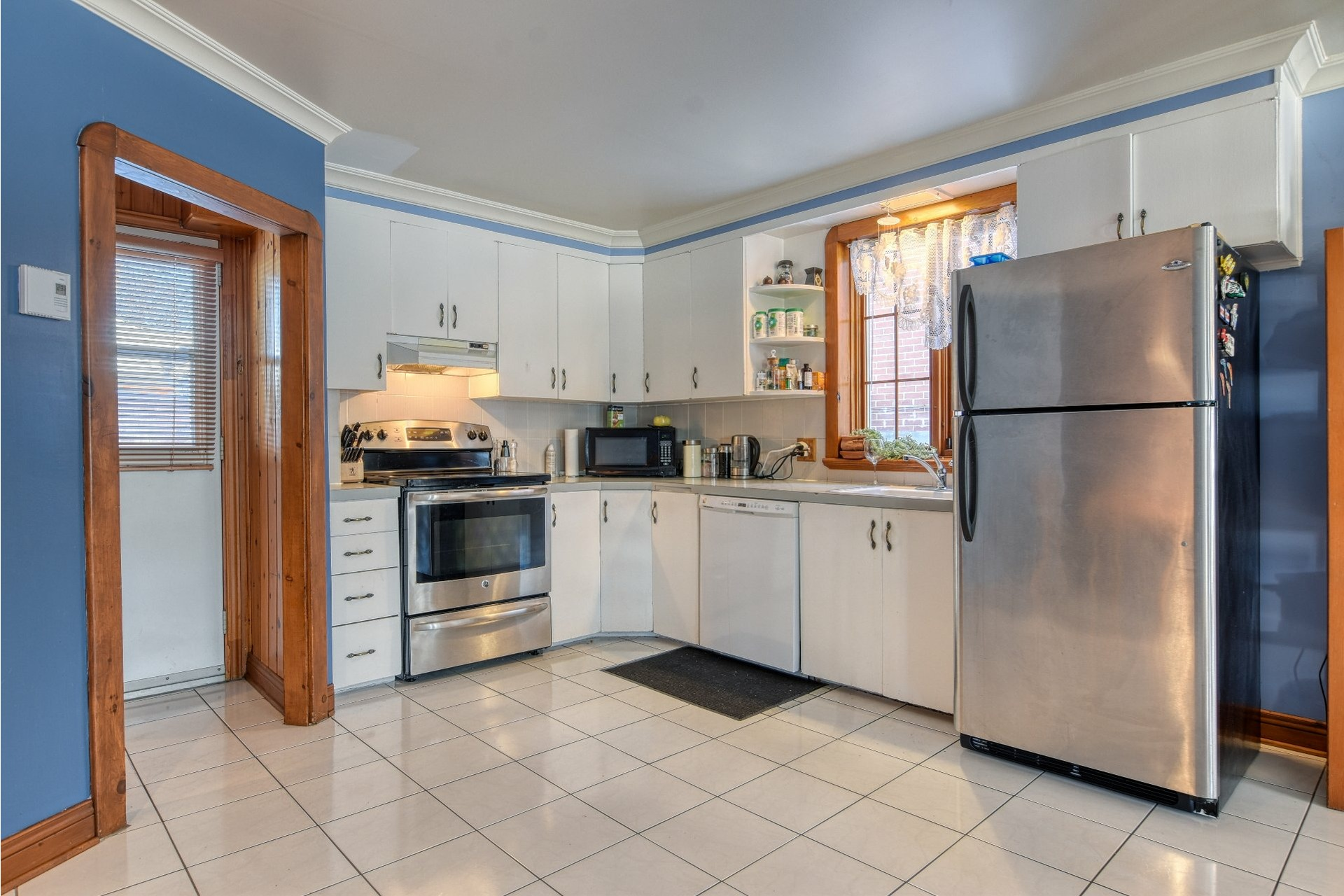 image 5 - House For sale Saint-Laurent Montréal  - 10 rooms