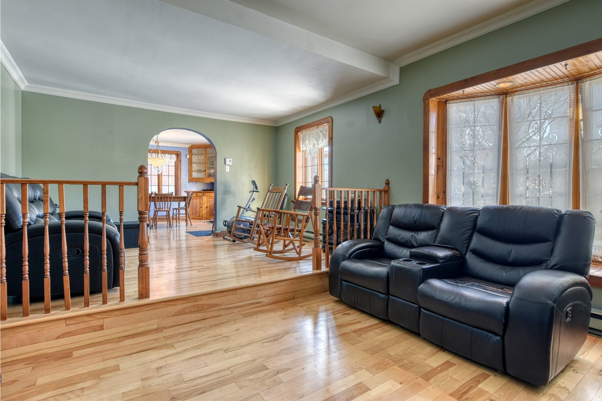 image 8 - House For sale Saint-Laurent Montréal  - 10 rooms
