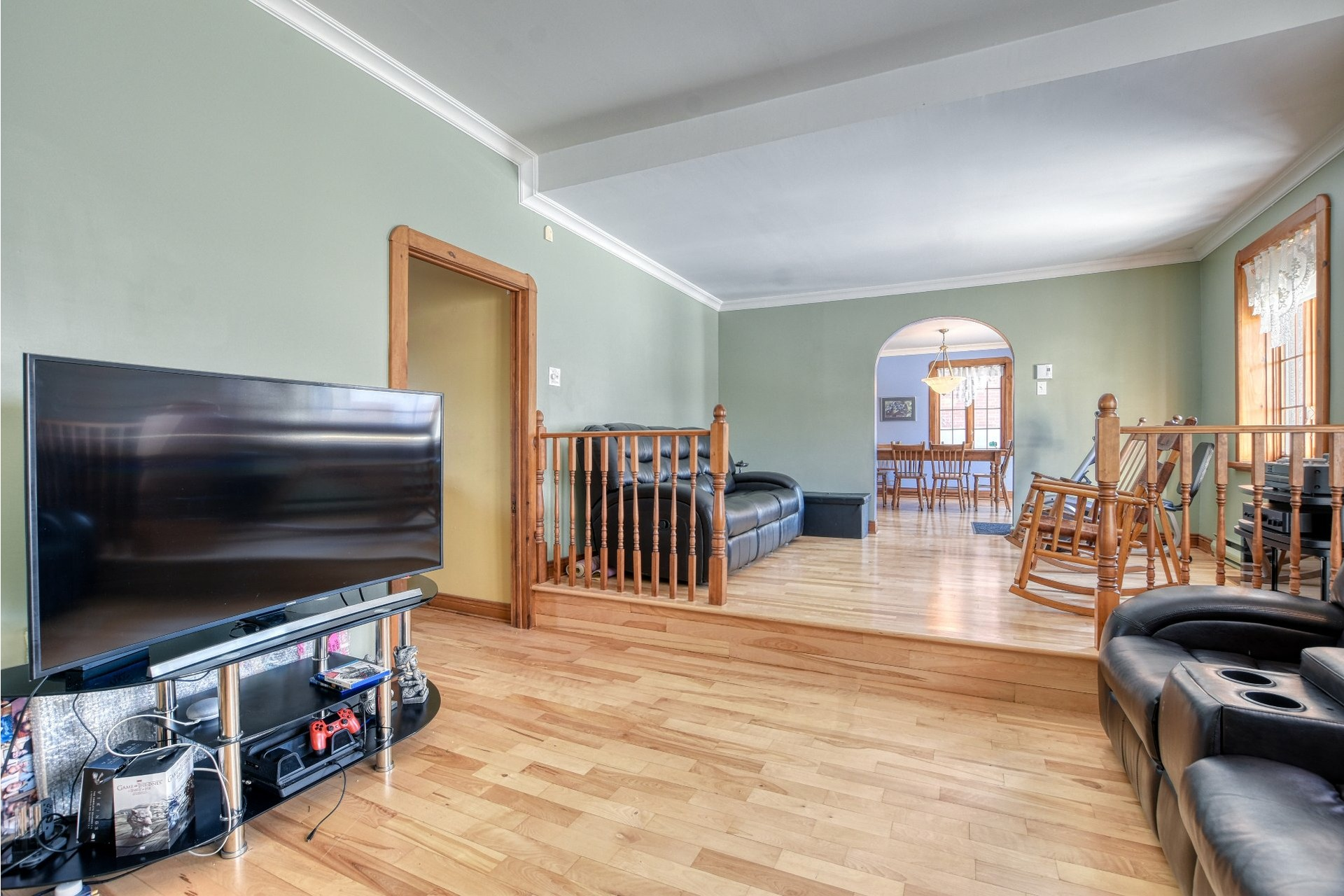 image 9 - House For sale Saint-Laurent Montréal  - 10 rooms
