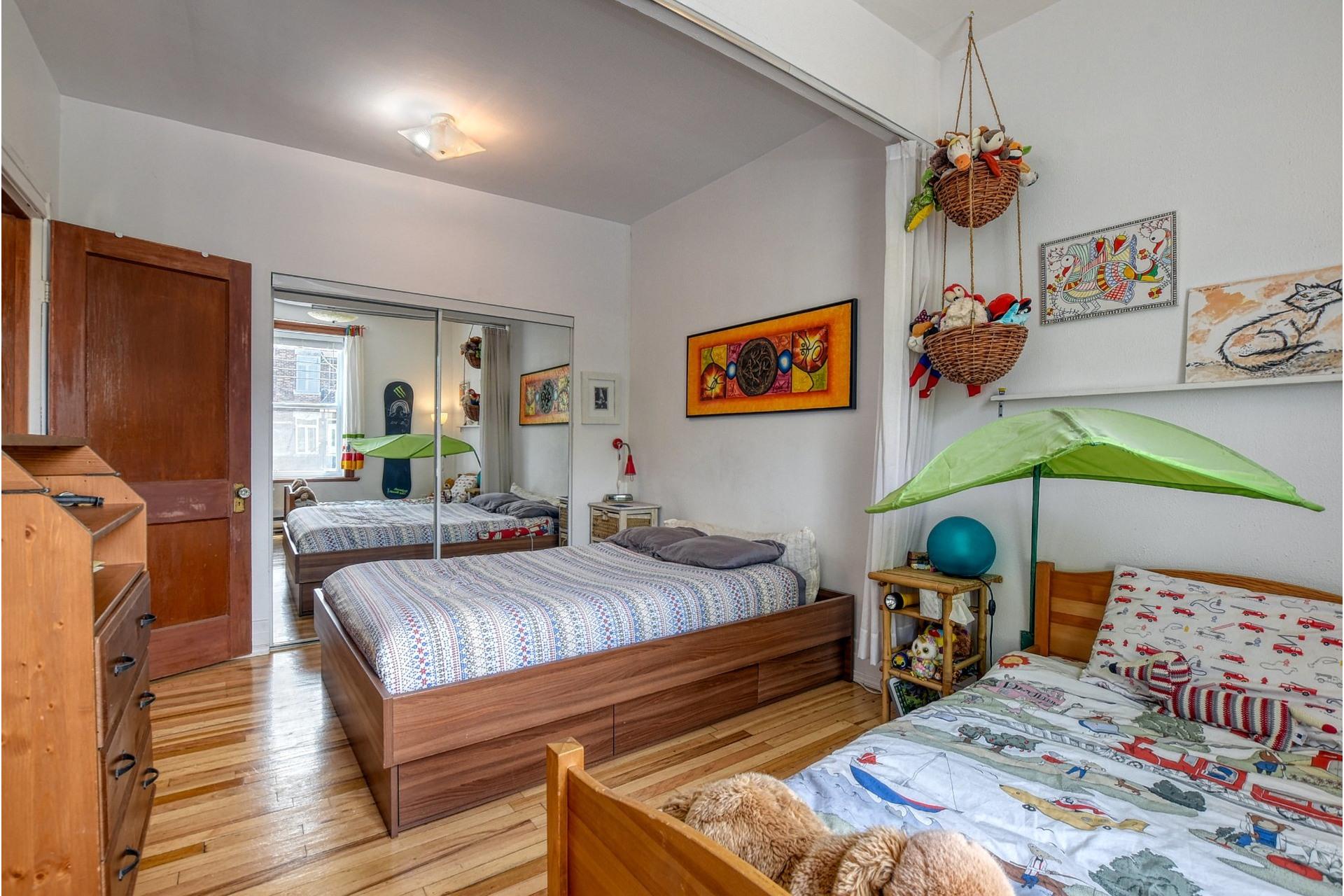 image 12 - Duplex À vendre Rosemont/La Petite-Patrie Montréal  - 6 pièces