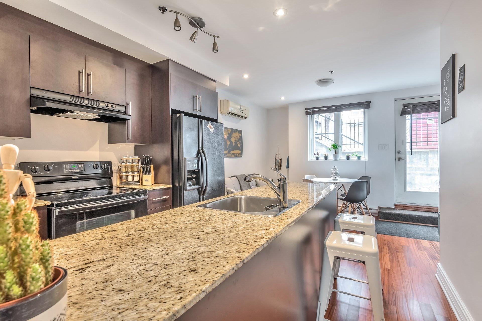 image 8 - Departamento En venta Le Plateau-Mont-Royal Montréal  - 3 habitaciones