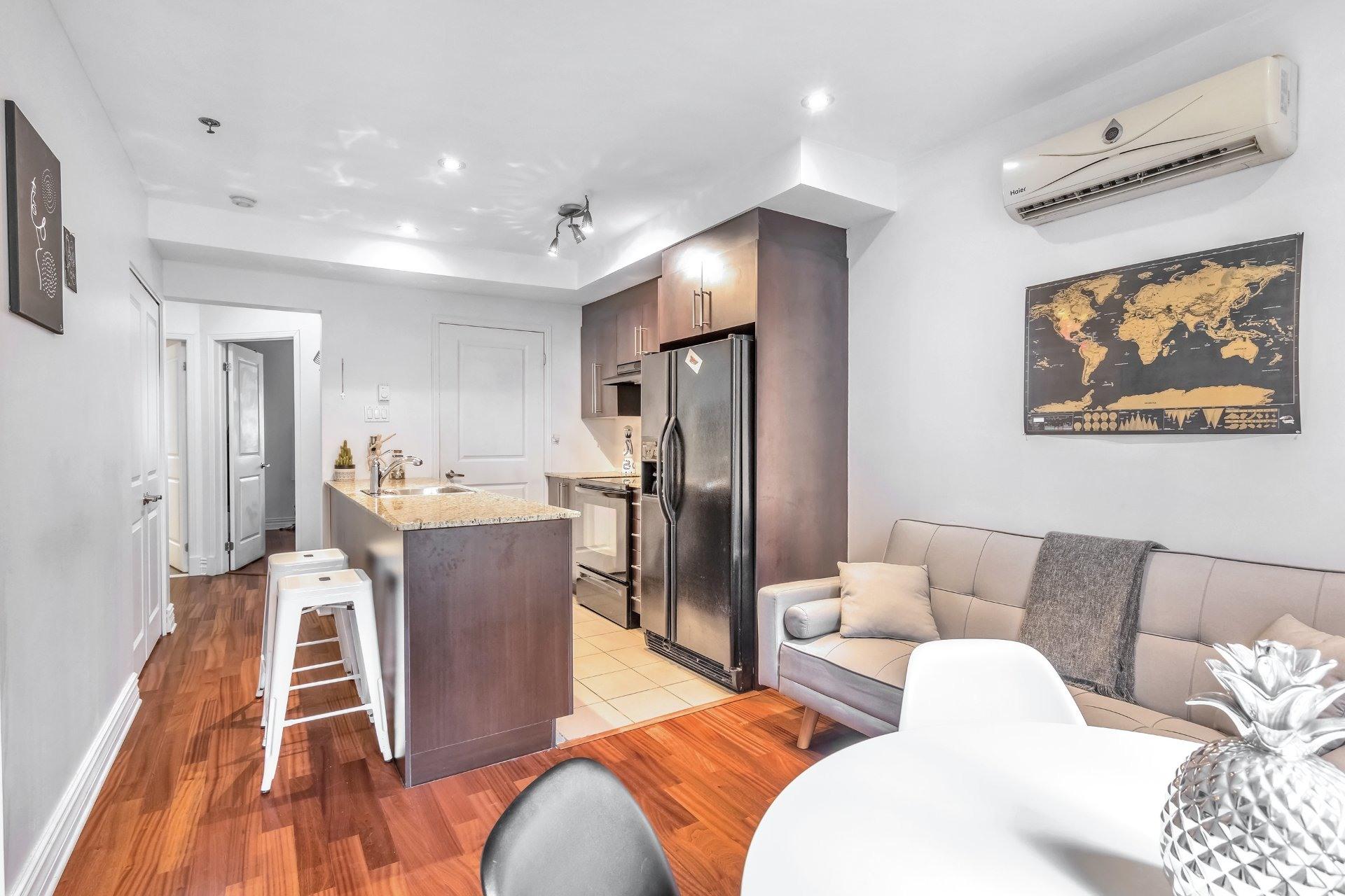 image 5 - Departamento En venta Le Plateau-Mont-Royal Montréal  - 3 habitaciones