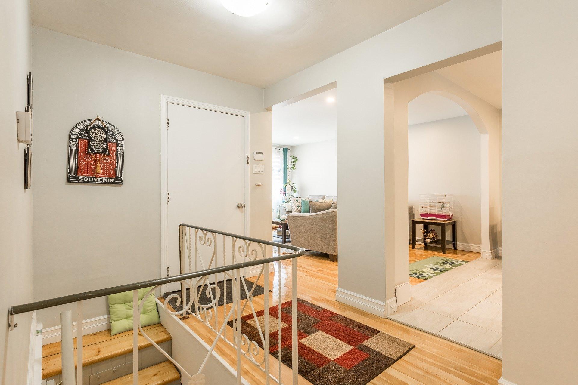 image 4 - Duplex For sale Ahuntsic-Cartierville Montréal  - 8 rooms