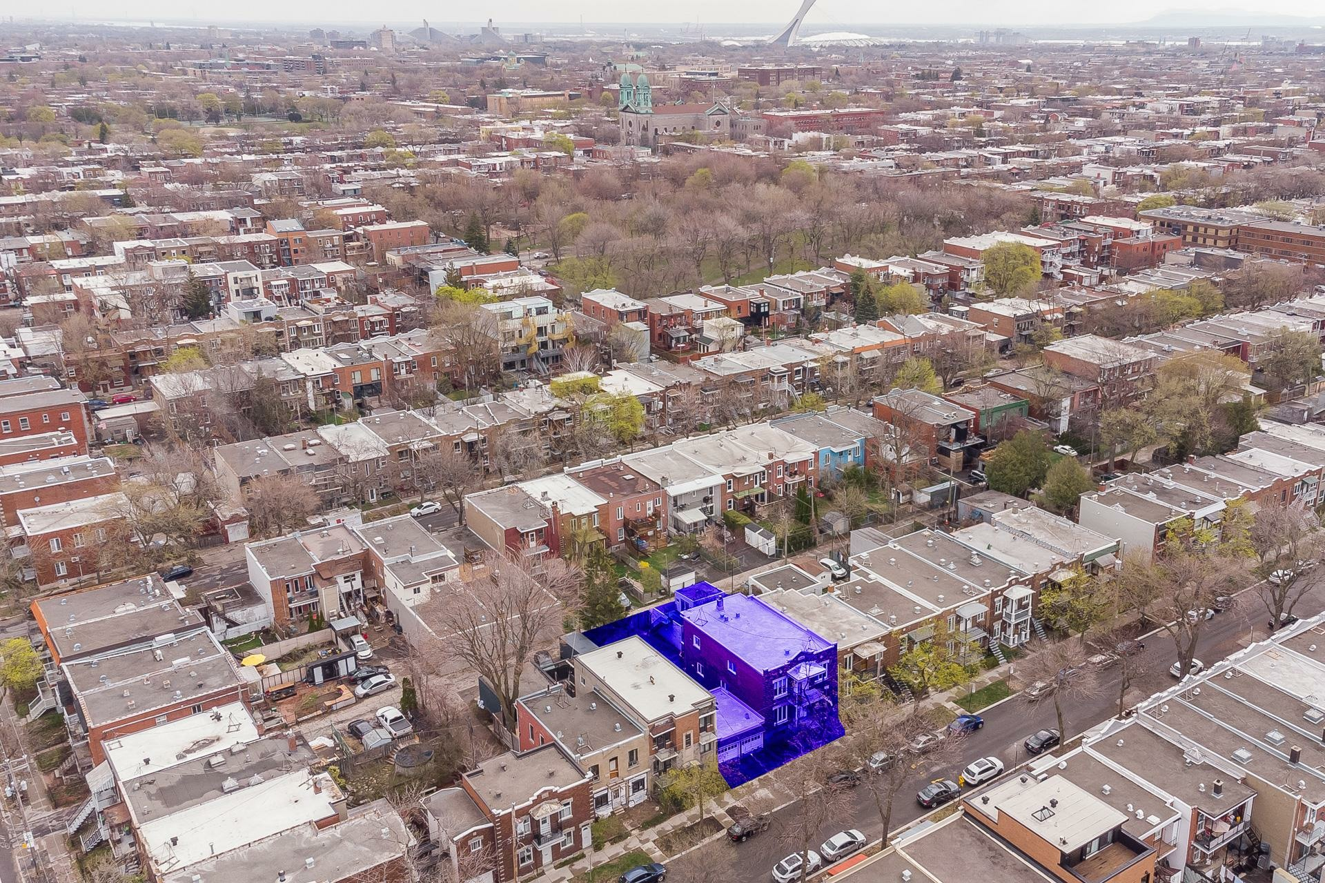 image 4 - Triplex In Vendita Rosemont/La Petite-Patrie Montréal  - 10 stanze