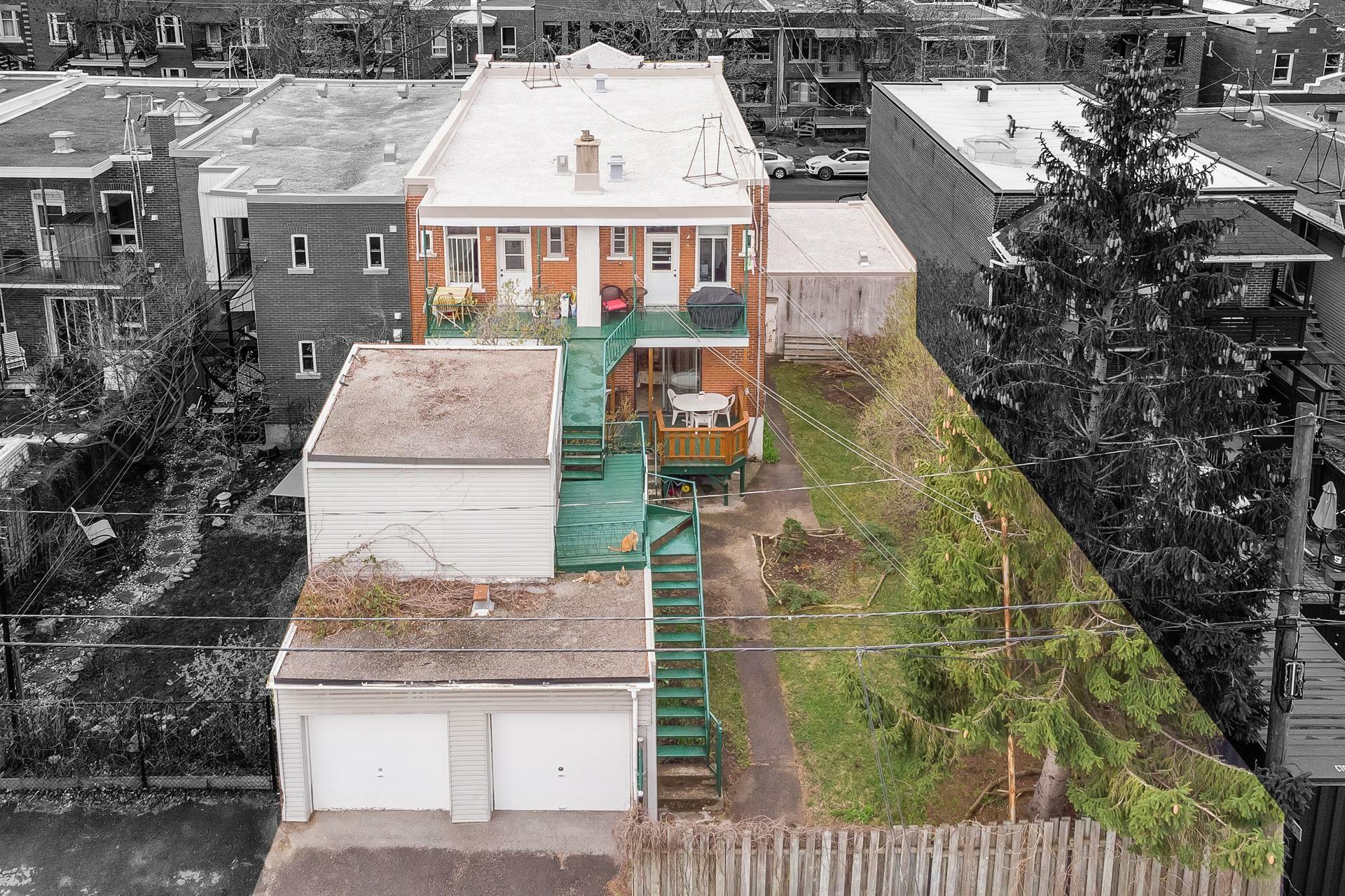 image 32 - Triplex In Vendita Rosemont/La Petite-Patrie Montréal  - 10 stanze