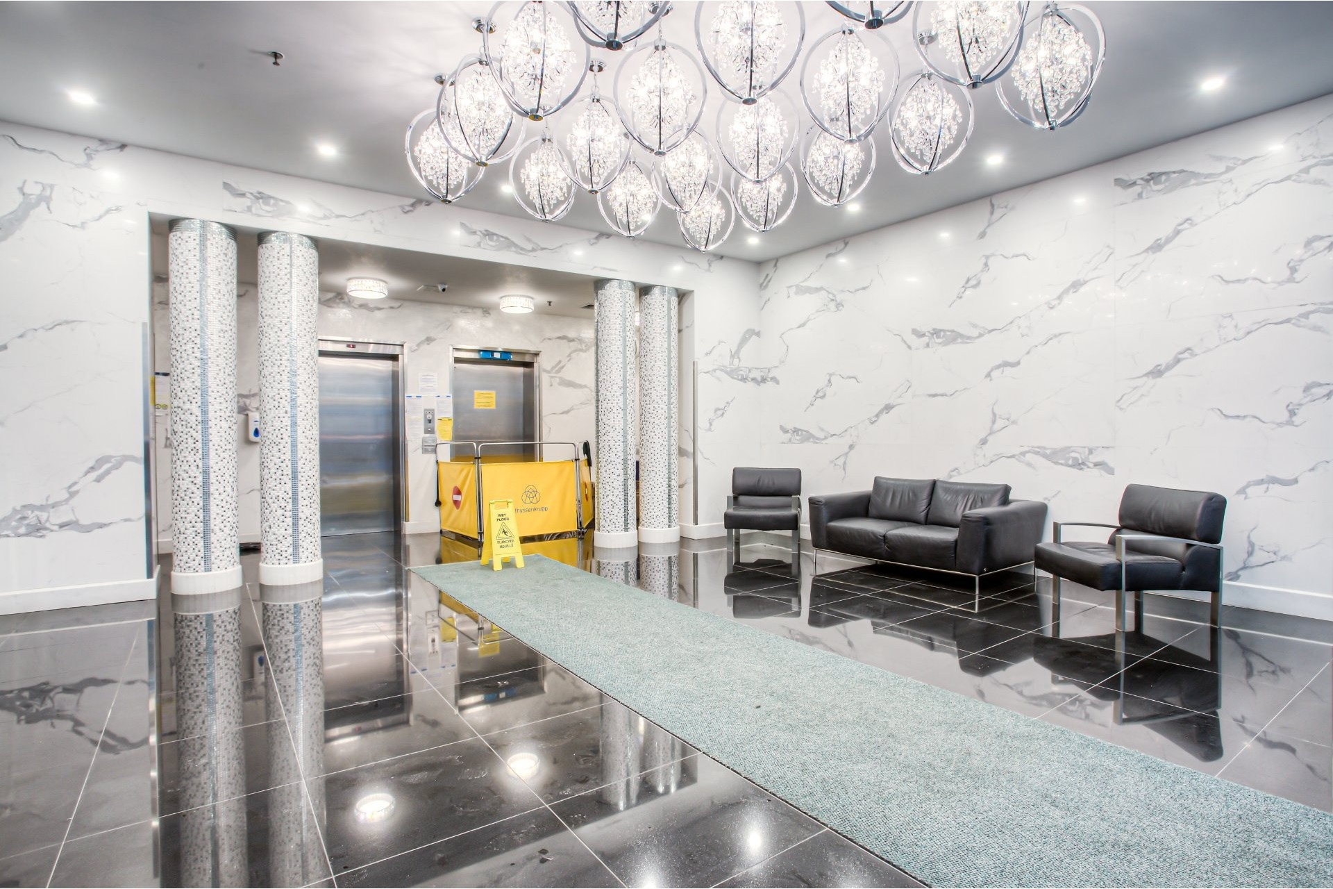 image 1 - 公寓 出售 Ville-Marie Montréal  - 5 室