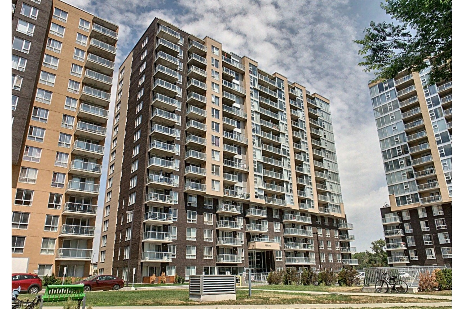 image 0 - Apartment For sale Ahuntsic-Cartierville Montréal  - 5 rooms