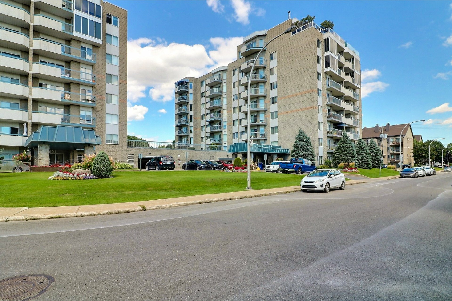 image 23 - Apartment For sale Chomedey Laval  - 5 rooms