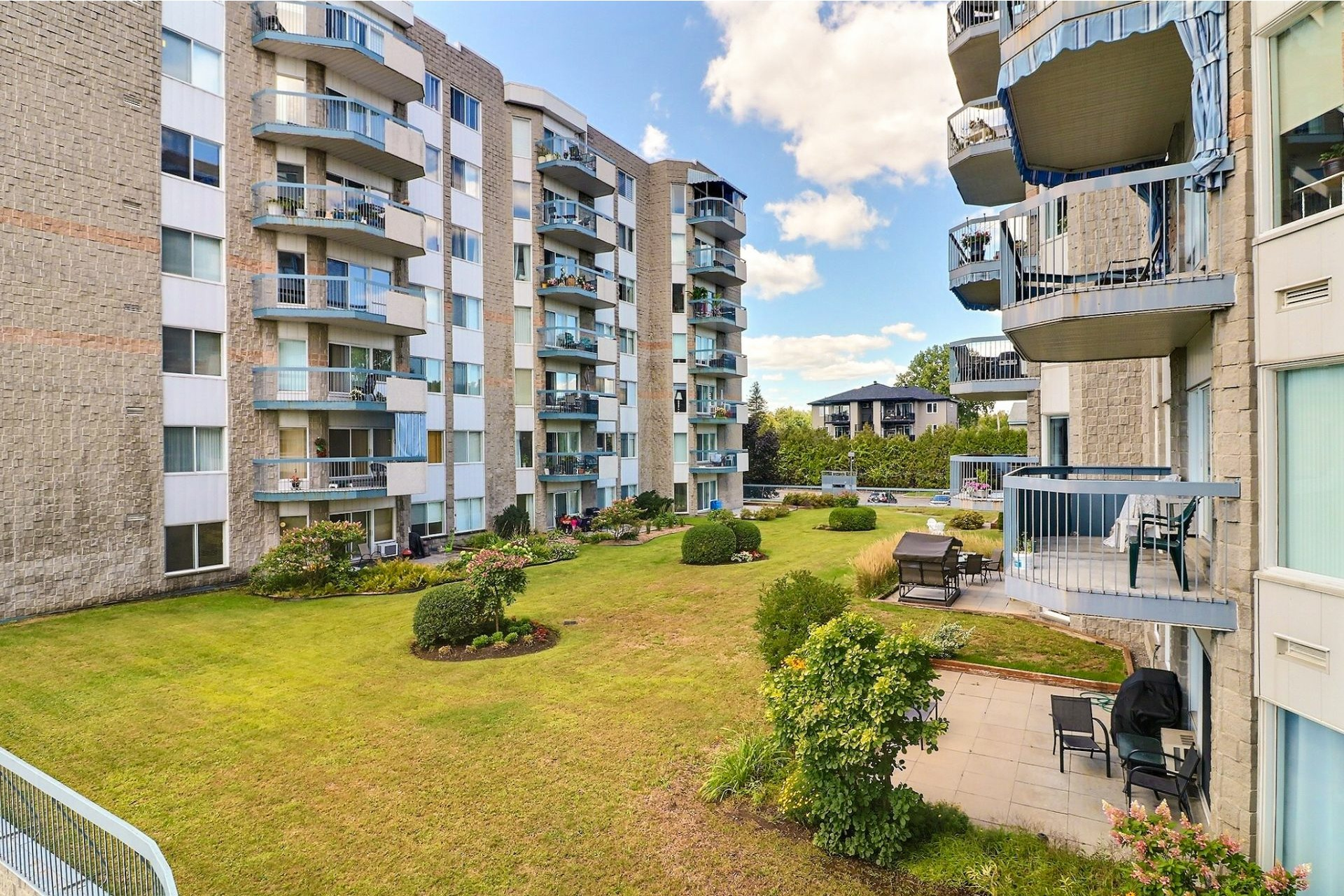 image 17 - Apartment For sale Chomedey Laval  - 5 rooms