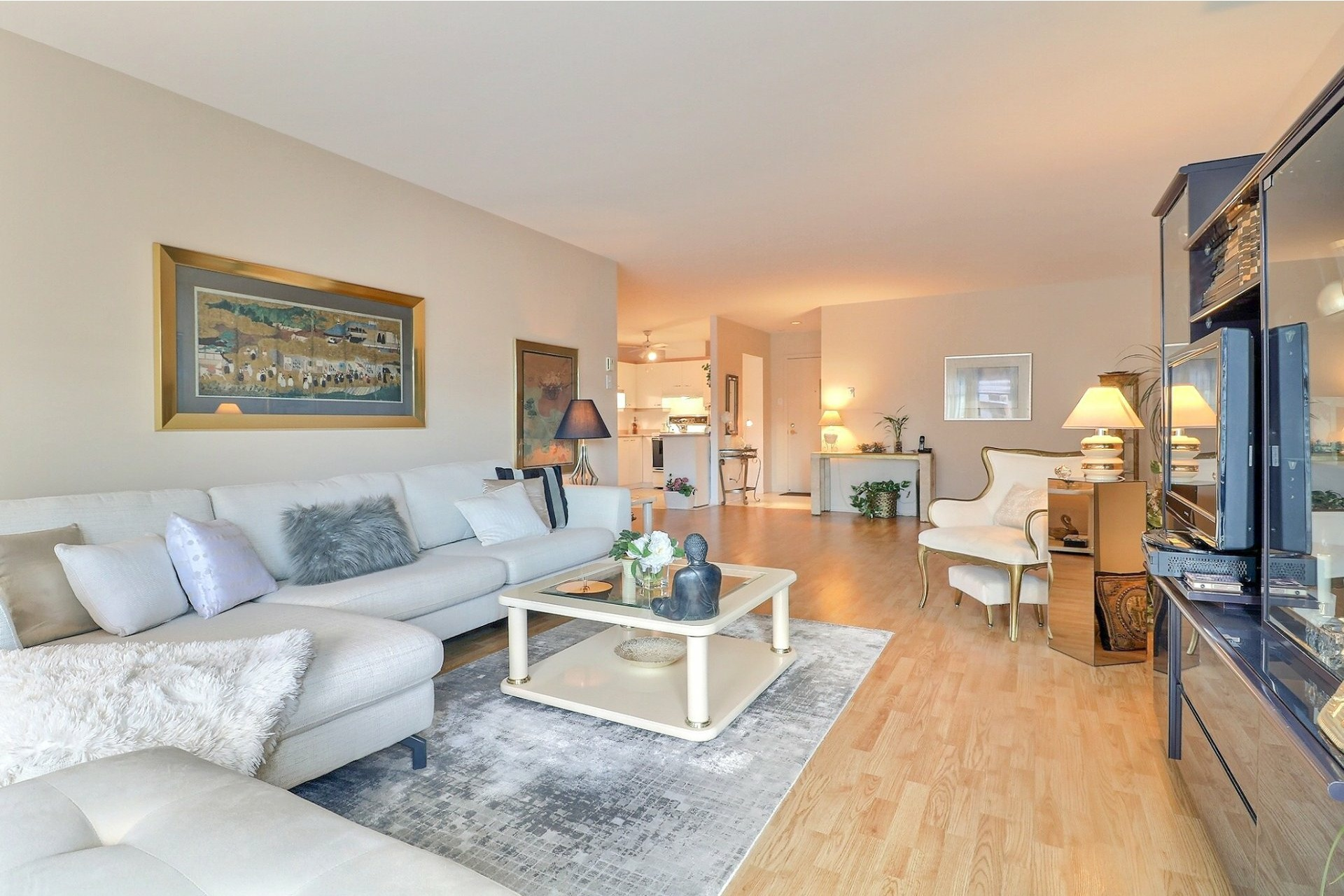 image 3 - Apartment For sale Chomedey Laval  - 5 rooms