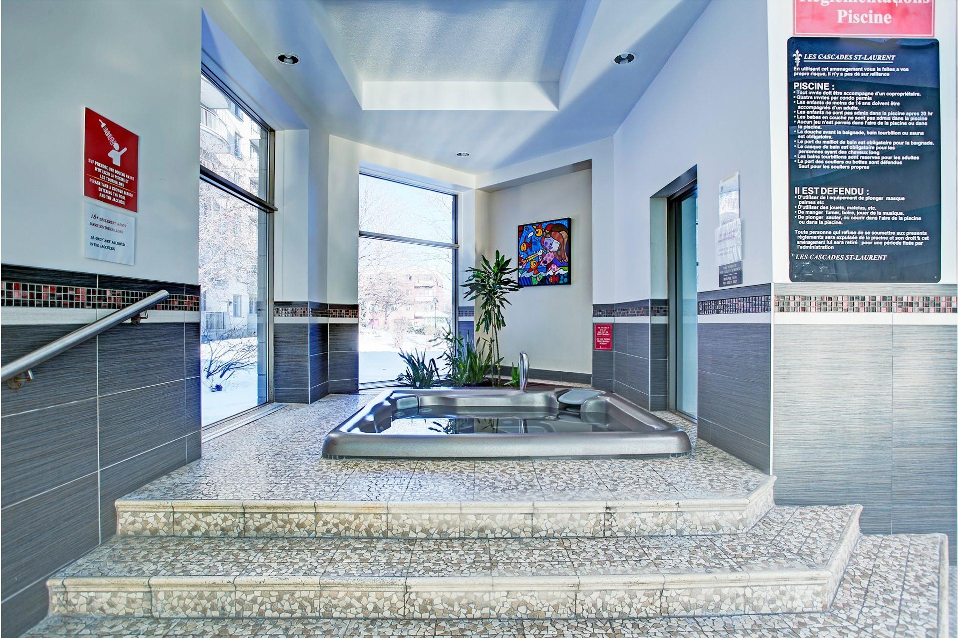 image 31 - Apartment For rent Saint-Laurent Montréal  - 8 rooms
