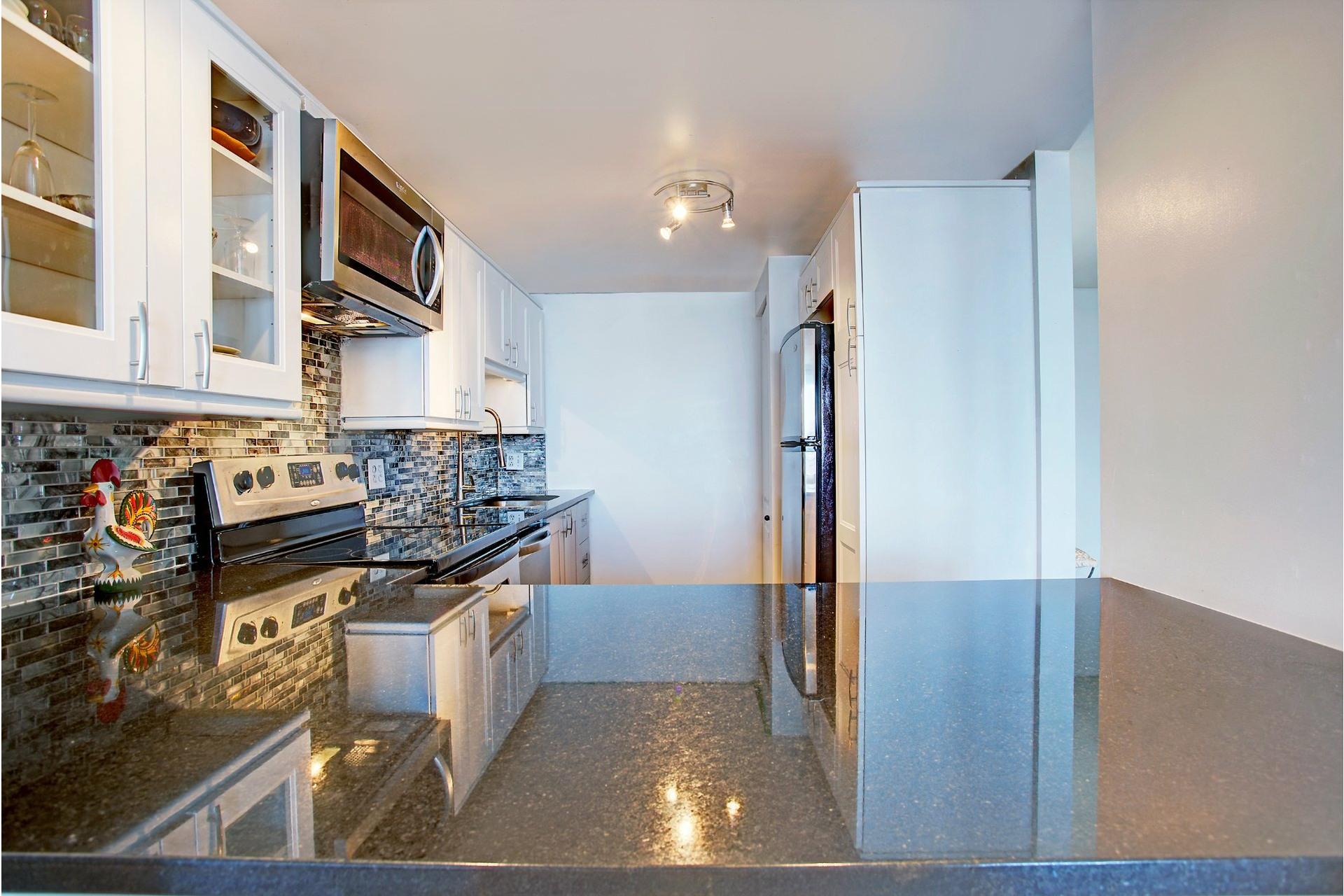 image 8 - Apartment For rent Saint-Laurent Montréal  - 8 rooms
