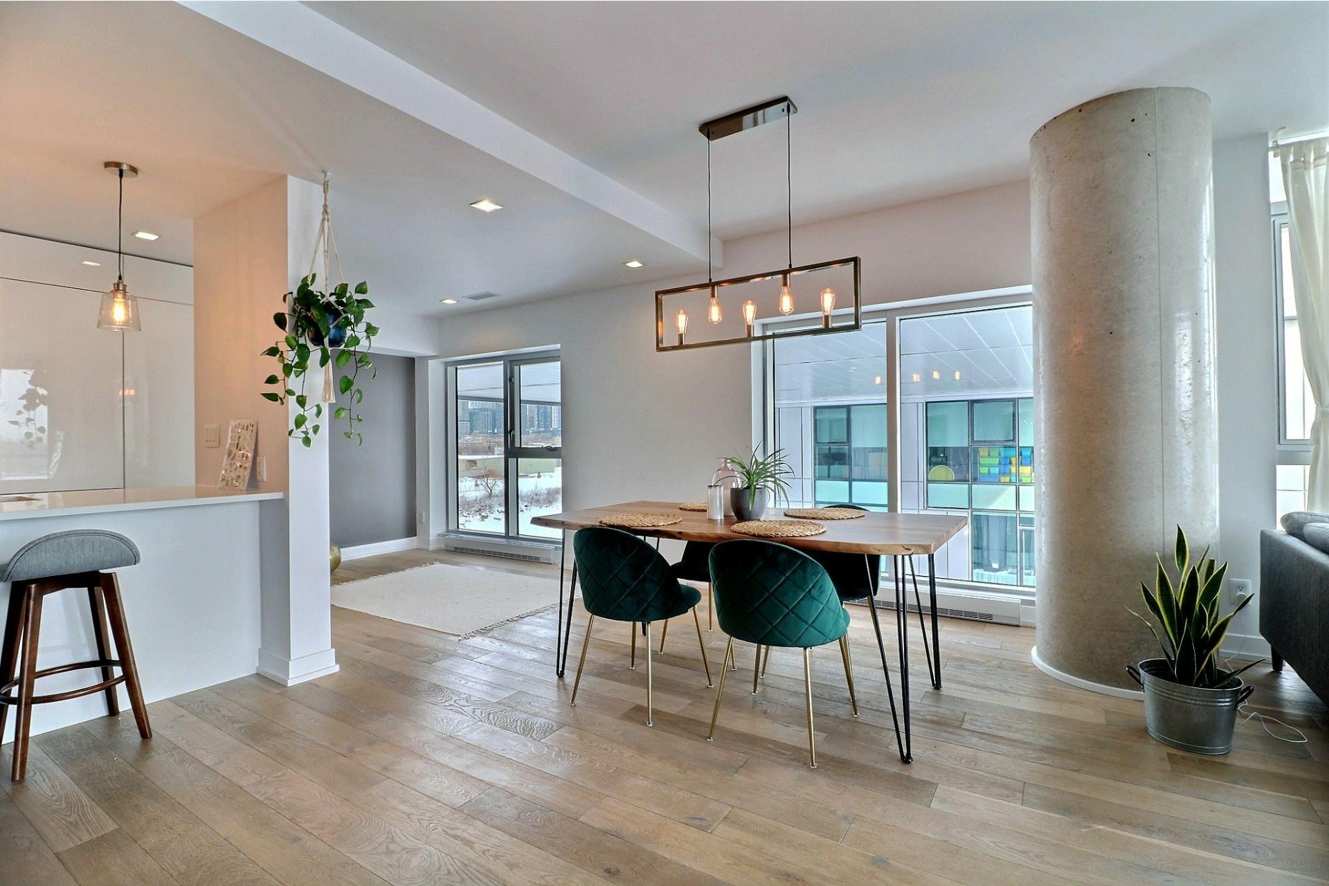 image 7 - Apartment For sale Le Sud-Ouest Montréal  - 6 rooms