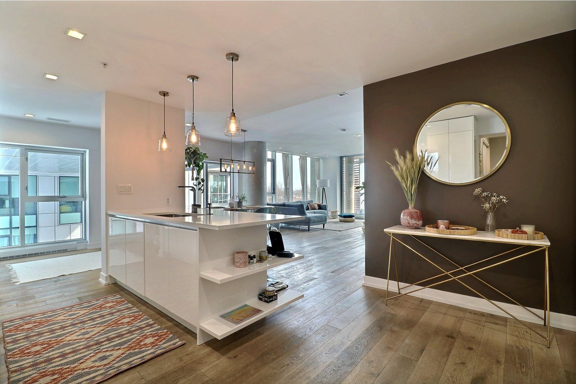 image 1 - Appartement À vendre Le Sud-Ouest Montréal  - 6 pièces
