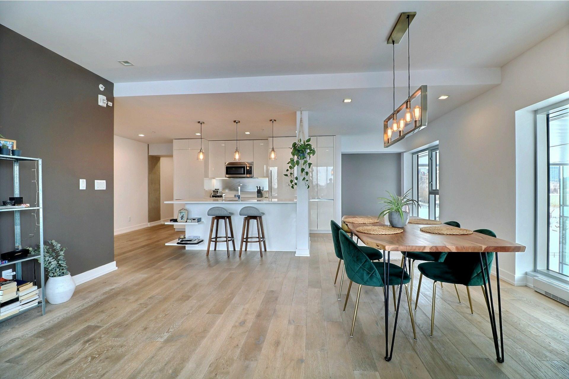 image 8 - Apartment For sale Le Sud-Ouest Montréal  - 6 rooms