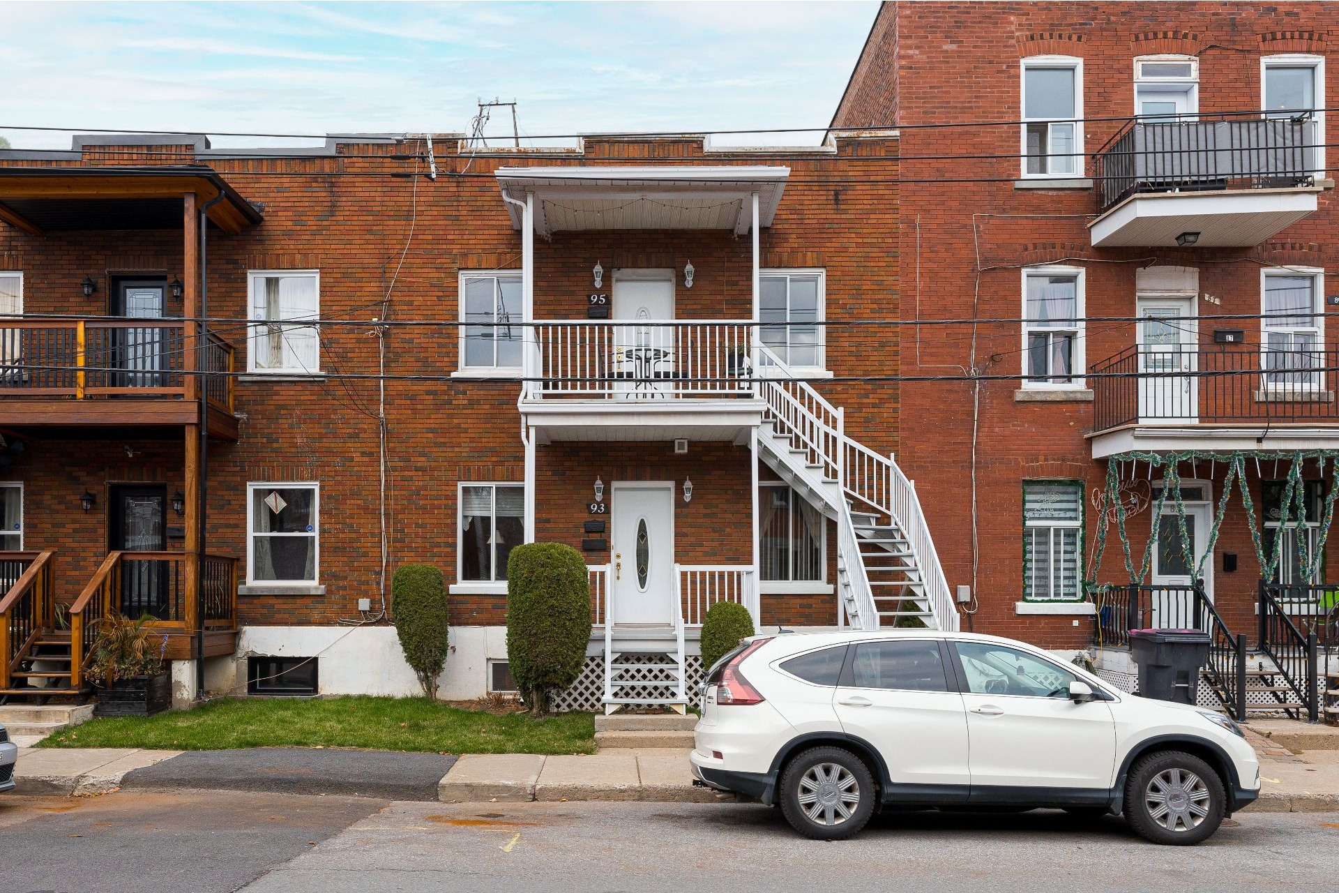 image 0 - Duplex For sale Lachine Montréal  - 9 rooms