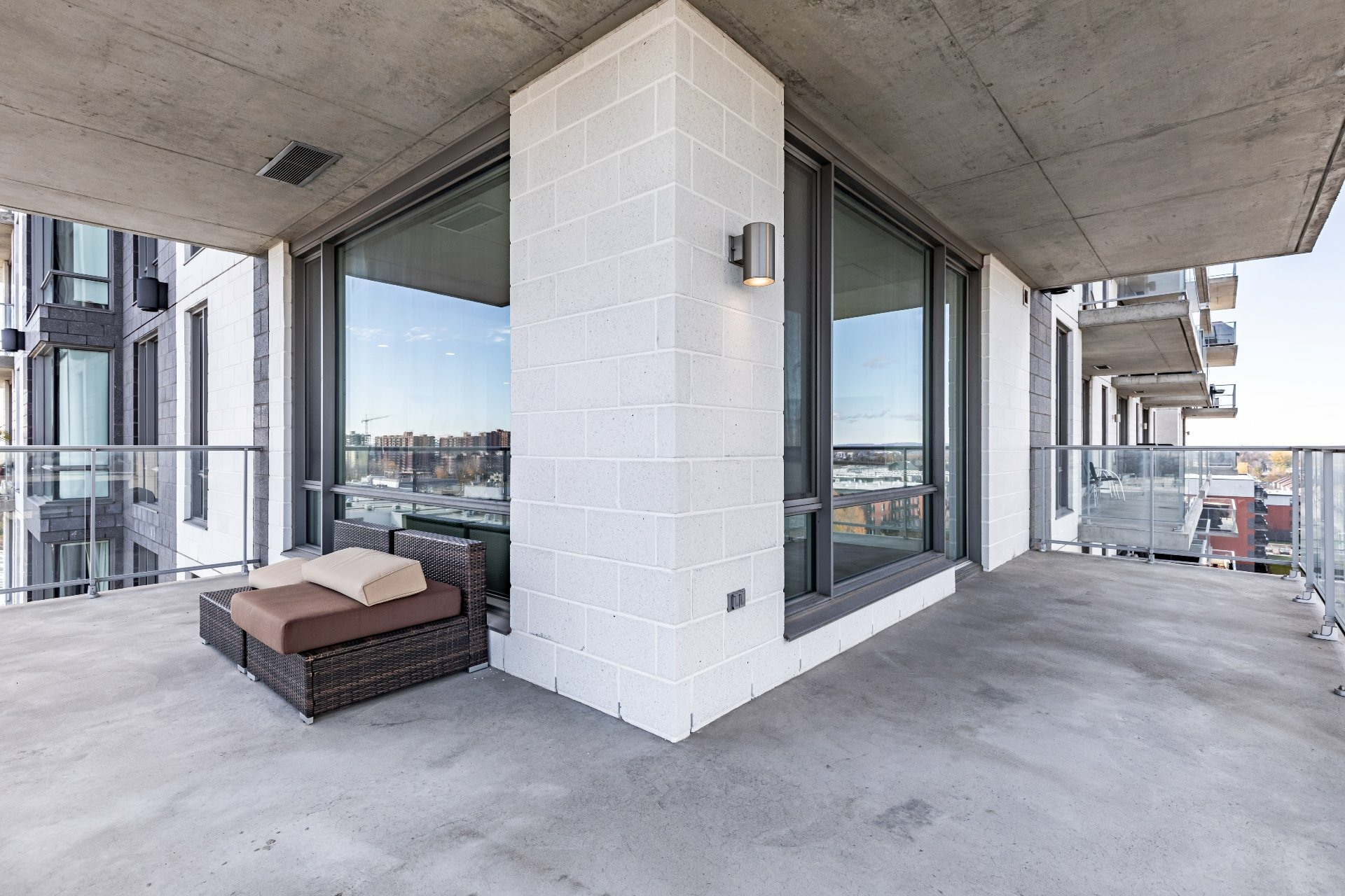 image 23 - Apartment For rent Chomedey Laval  - 7 rooms