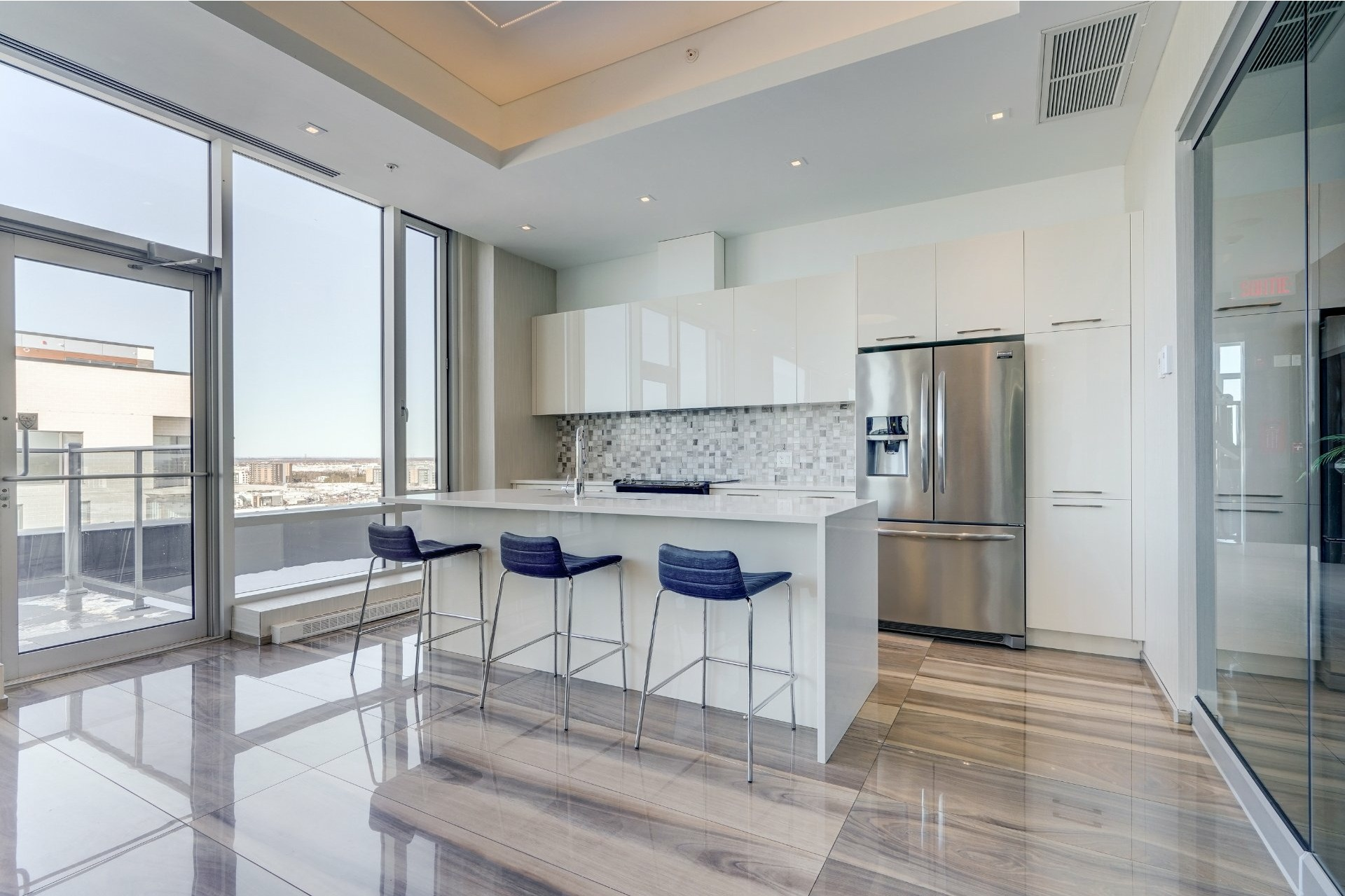 image 30 - Apartment For rent Chomedey Laval  - 7 rooms