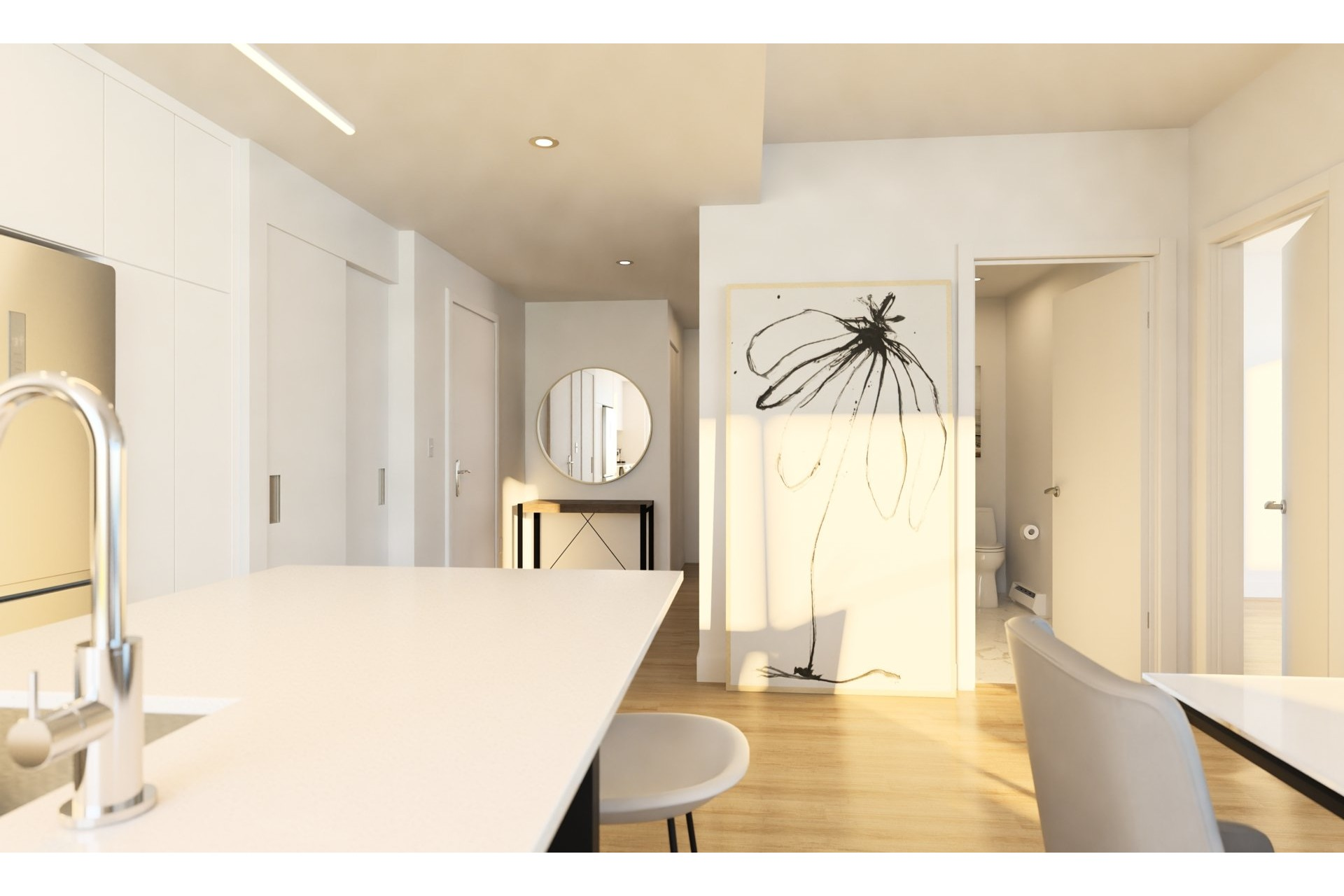 image 12 - Apartment For rent Repentigny Repentigny  - 4 rooms