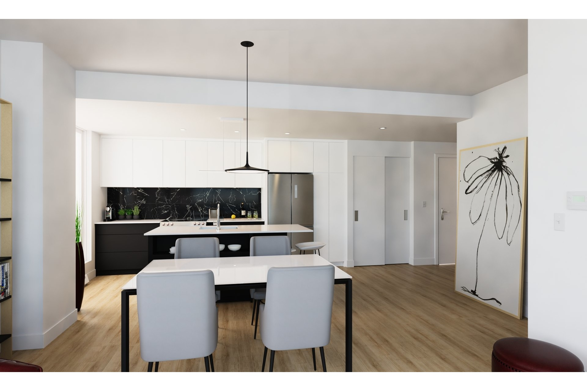 image 5 - Apartment For rent Repentigny Repentigny  - 4 rooms