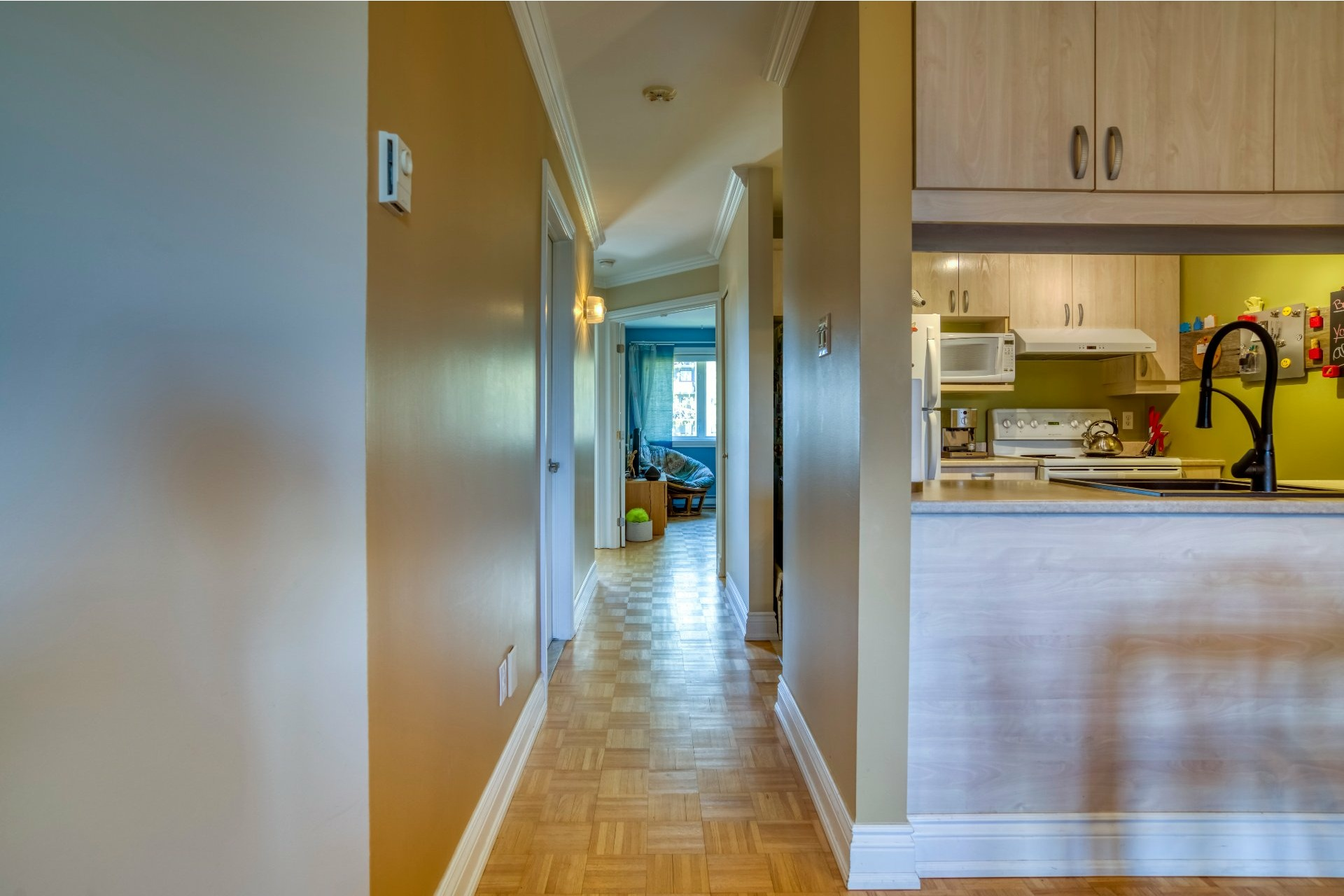 image 13 - Appartement À vendre Chomedey Laval  - 5 pièces