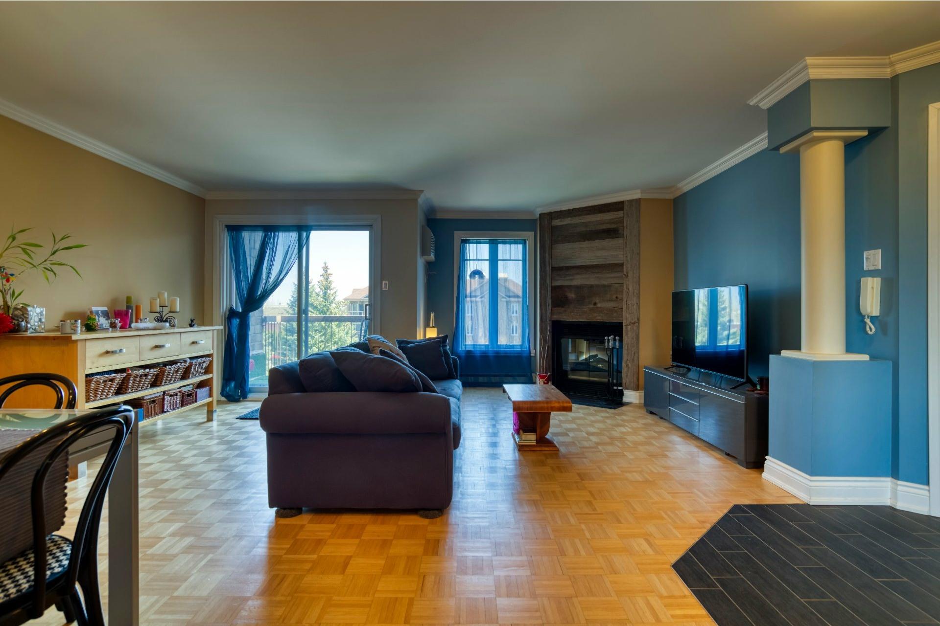 image 2 - Appartement À vendre Chomedey Laval  - 5 pièces