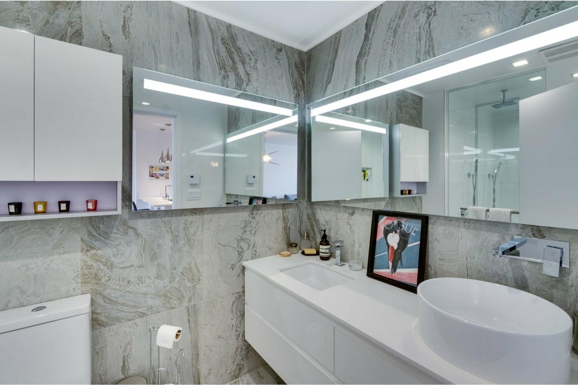 image 14 - Apartment For rent Le Sud-Ouest Montréal  - 3 rooms