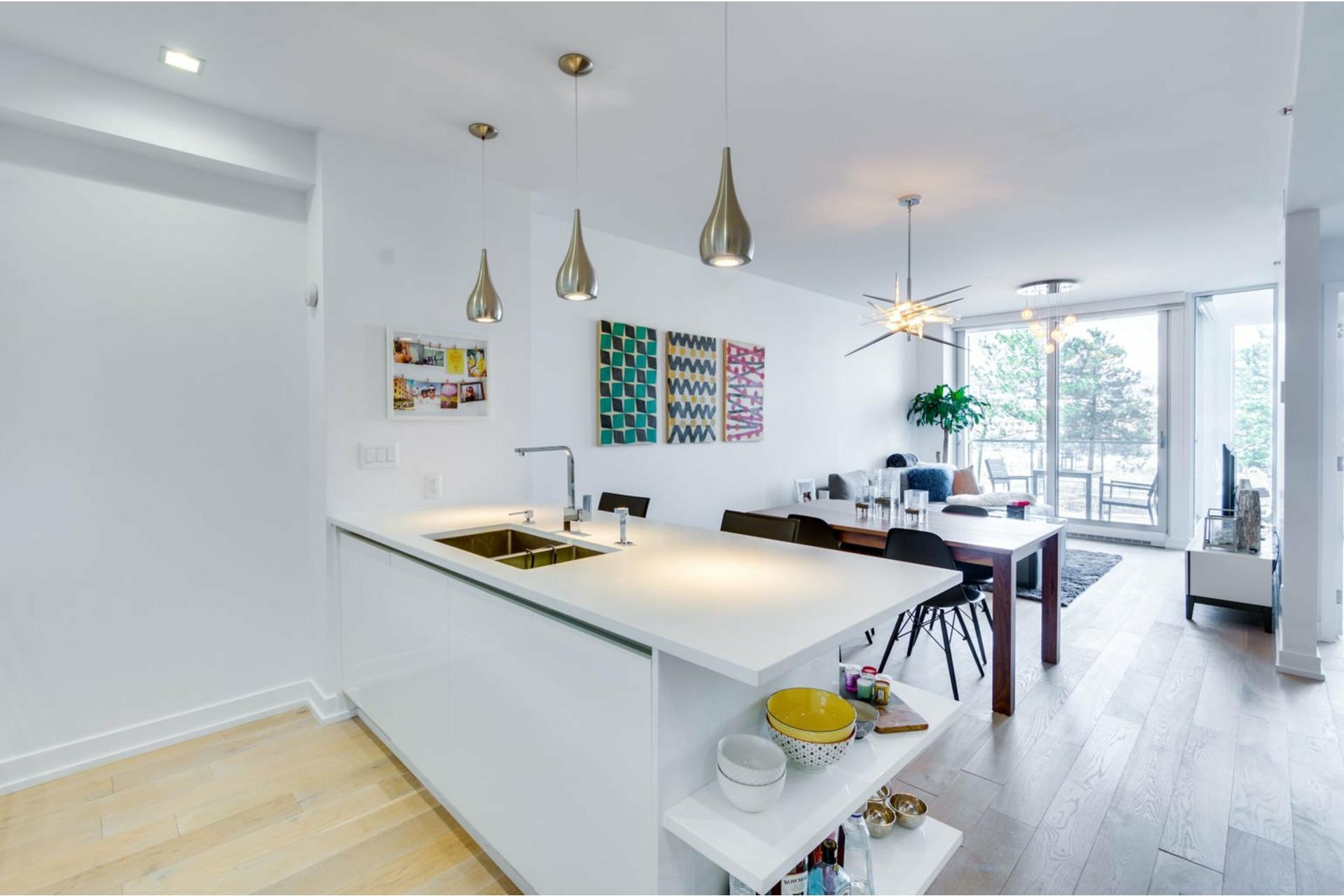image 8 - Apartment For rent Le Sud-Ouest Montréal  - 3 rooms