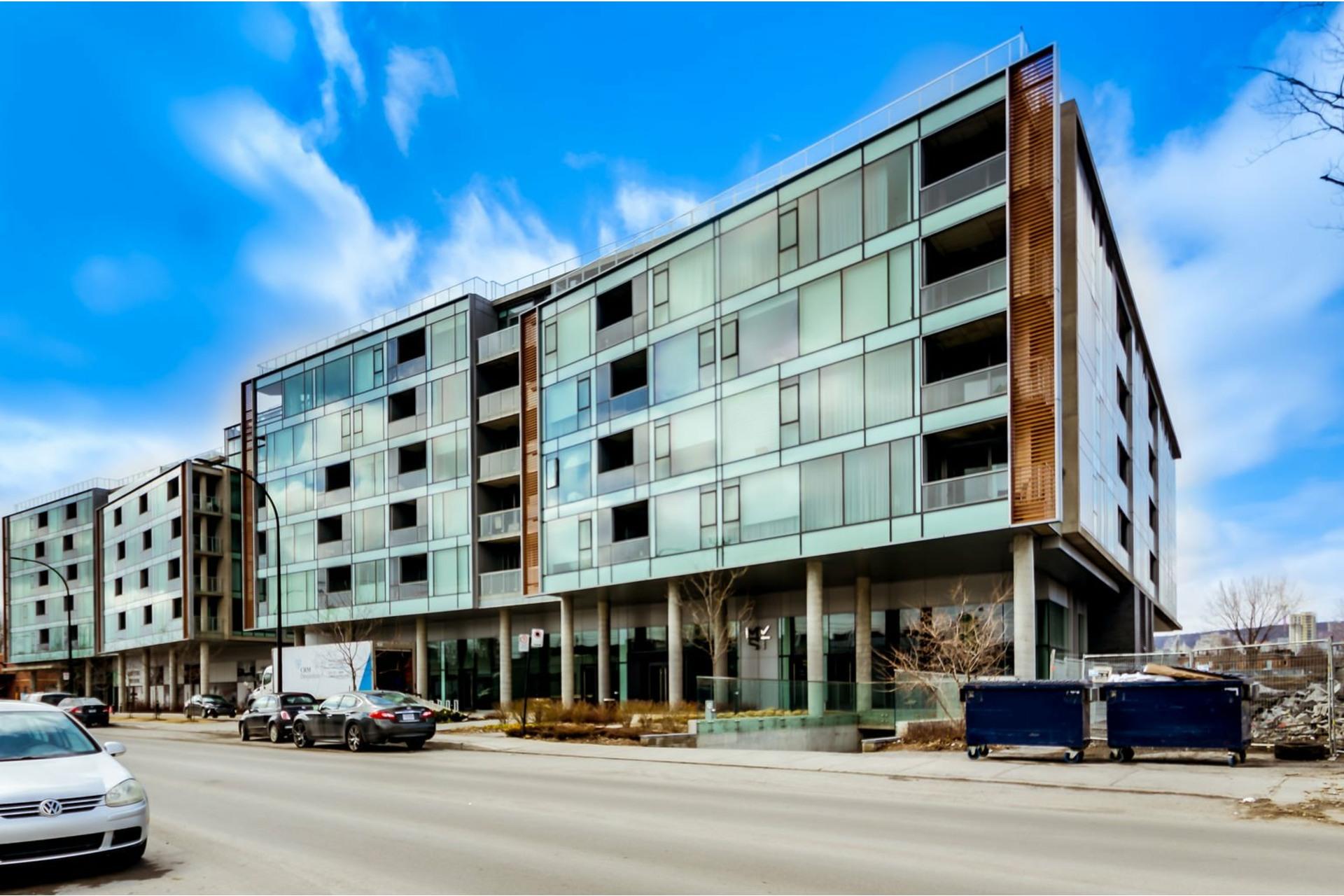 image 0 - Apartment For rent Le Sud-Ouest Montréal  - 3 rooms