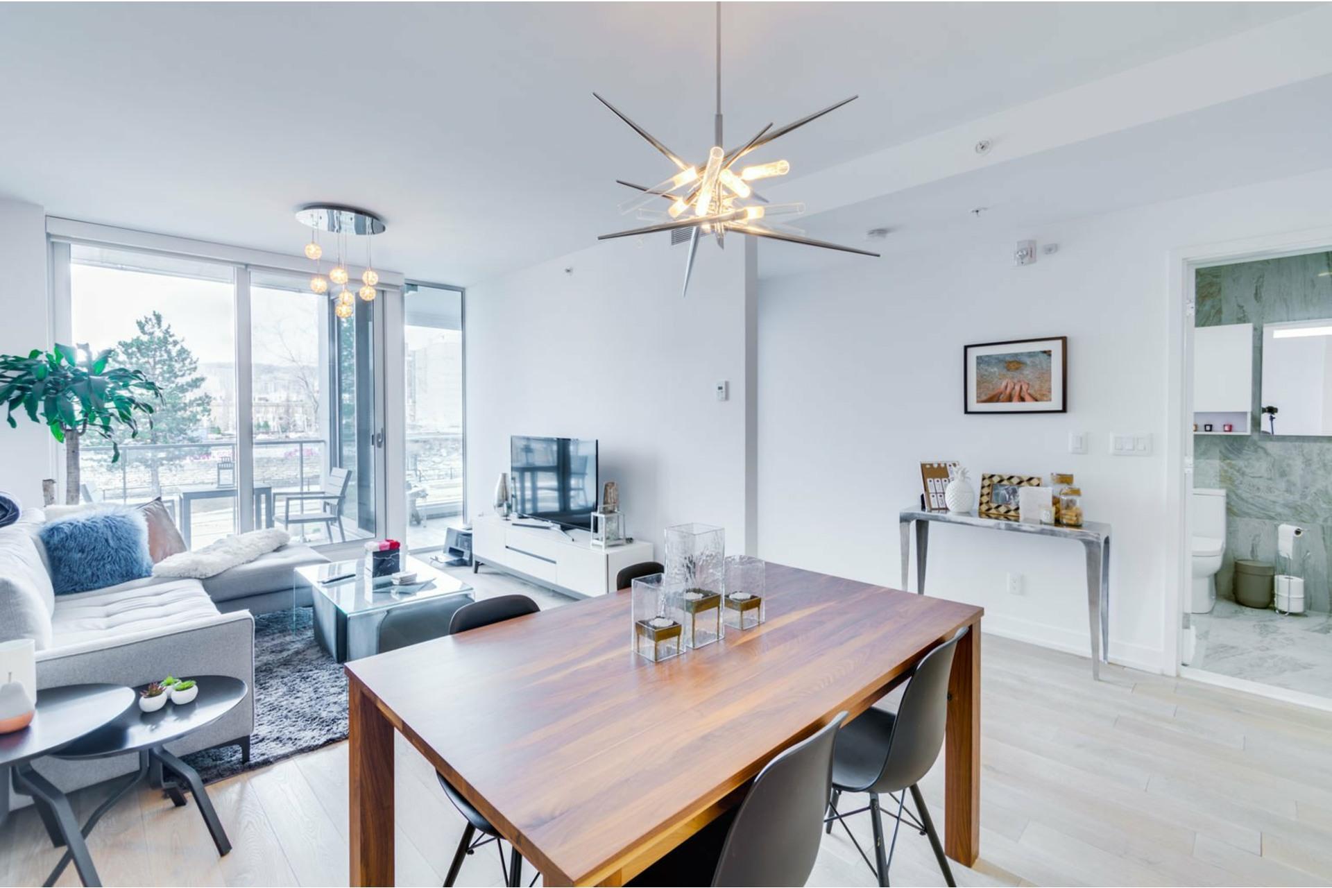 image 5 - Apartment For rent Le Sud-Ouest Montréal  - 3 rooms