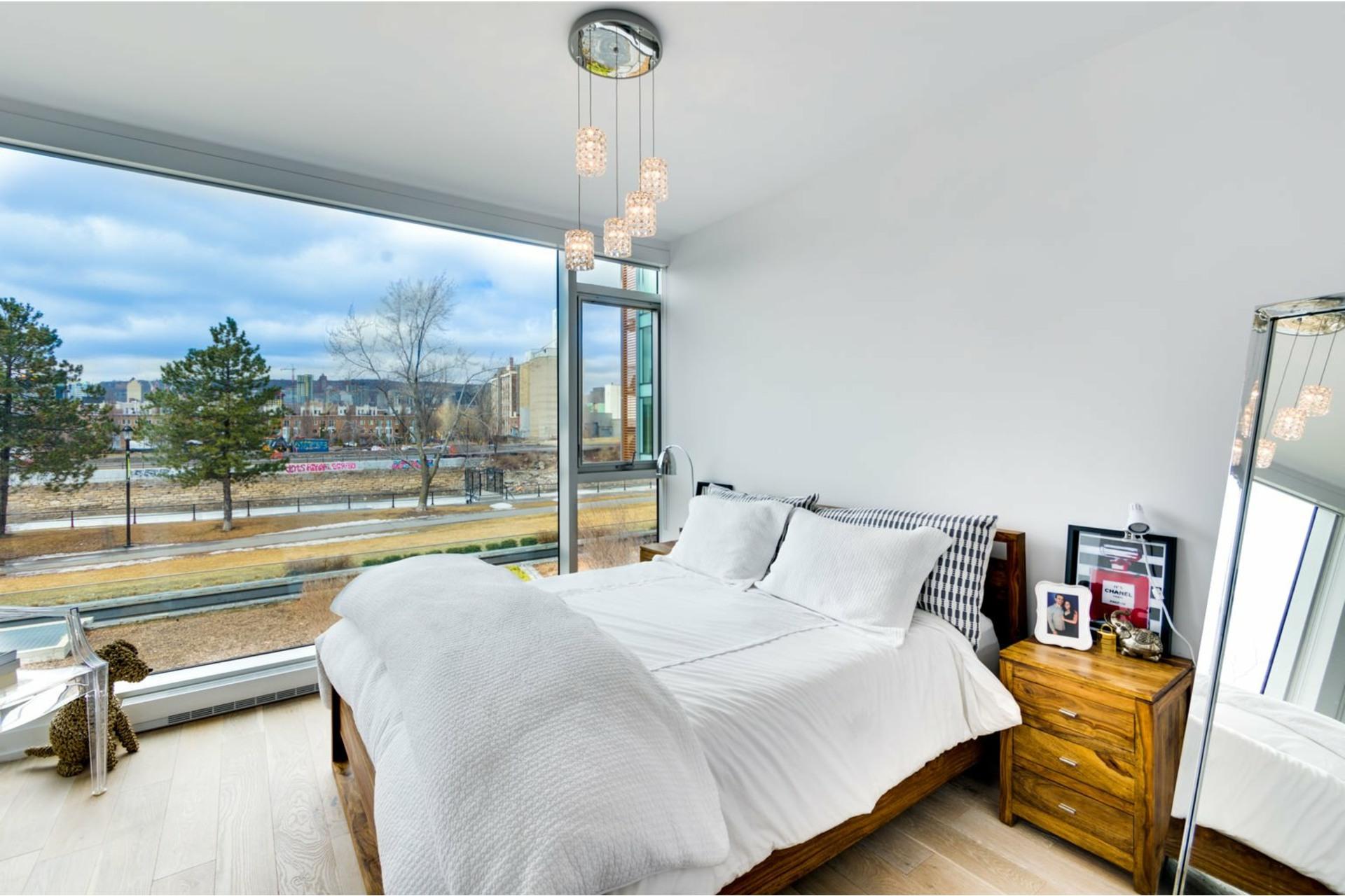 image 9 - Apartment For rent Le Sud-Ouest Montréal  - 3 rooms