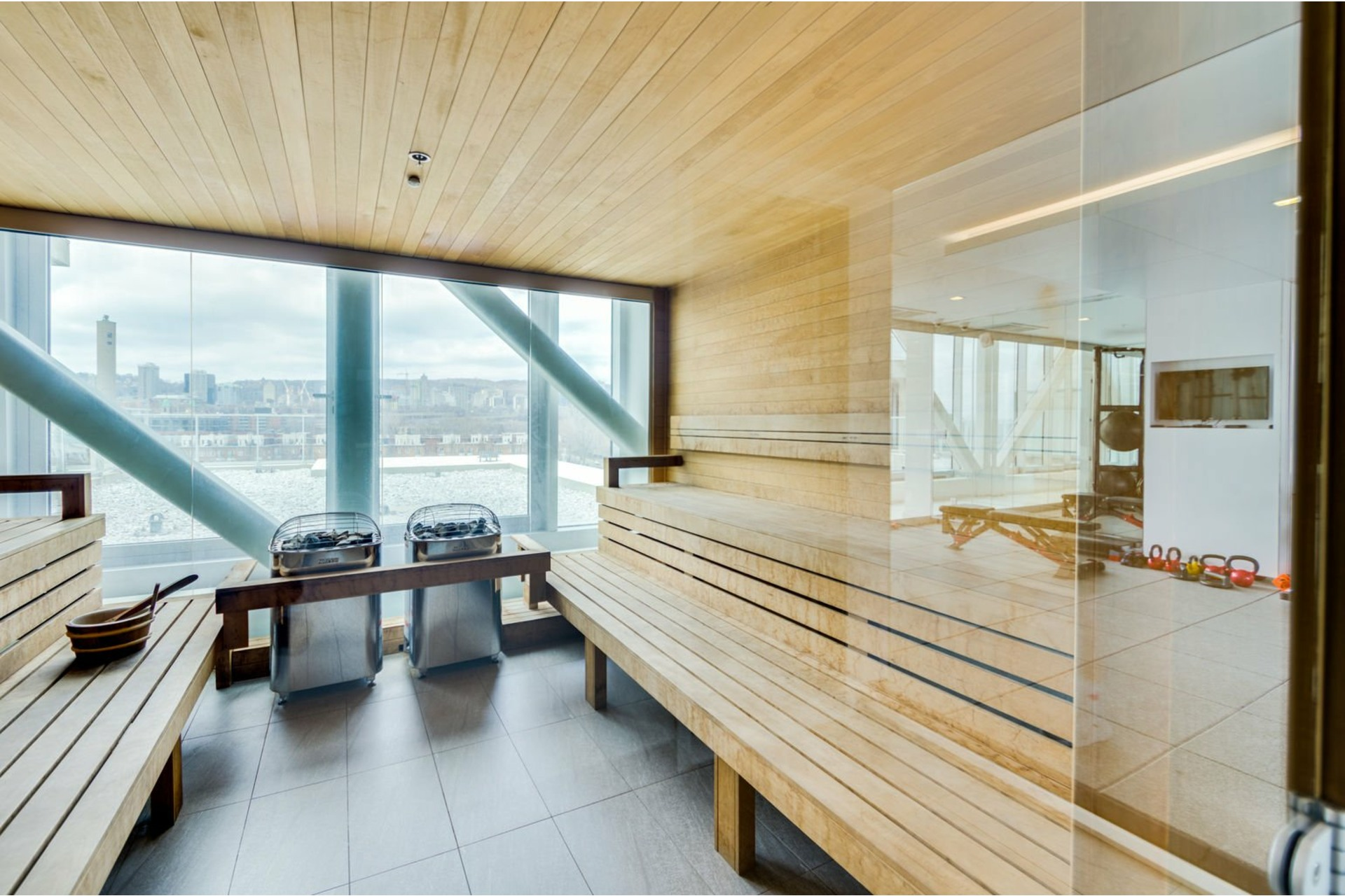 image 18 - Apartment For rent Le Sud-Ouest Montréal  - 3 rooms