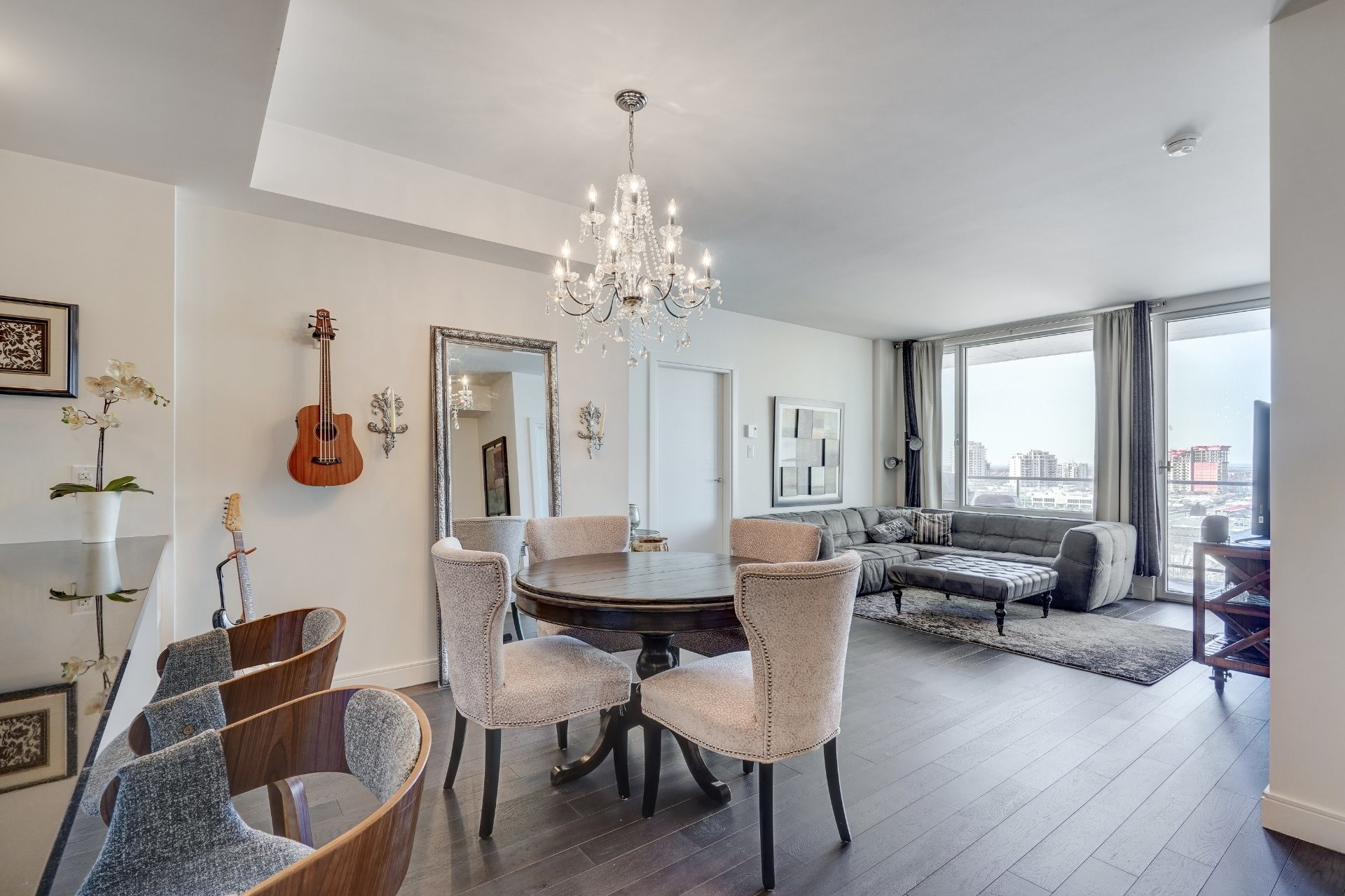 image 6 - Apartment For sale Chomedey Laval  - 7 rooms