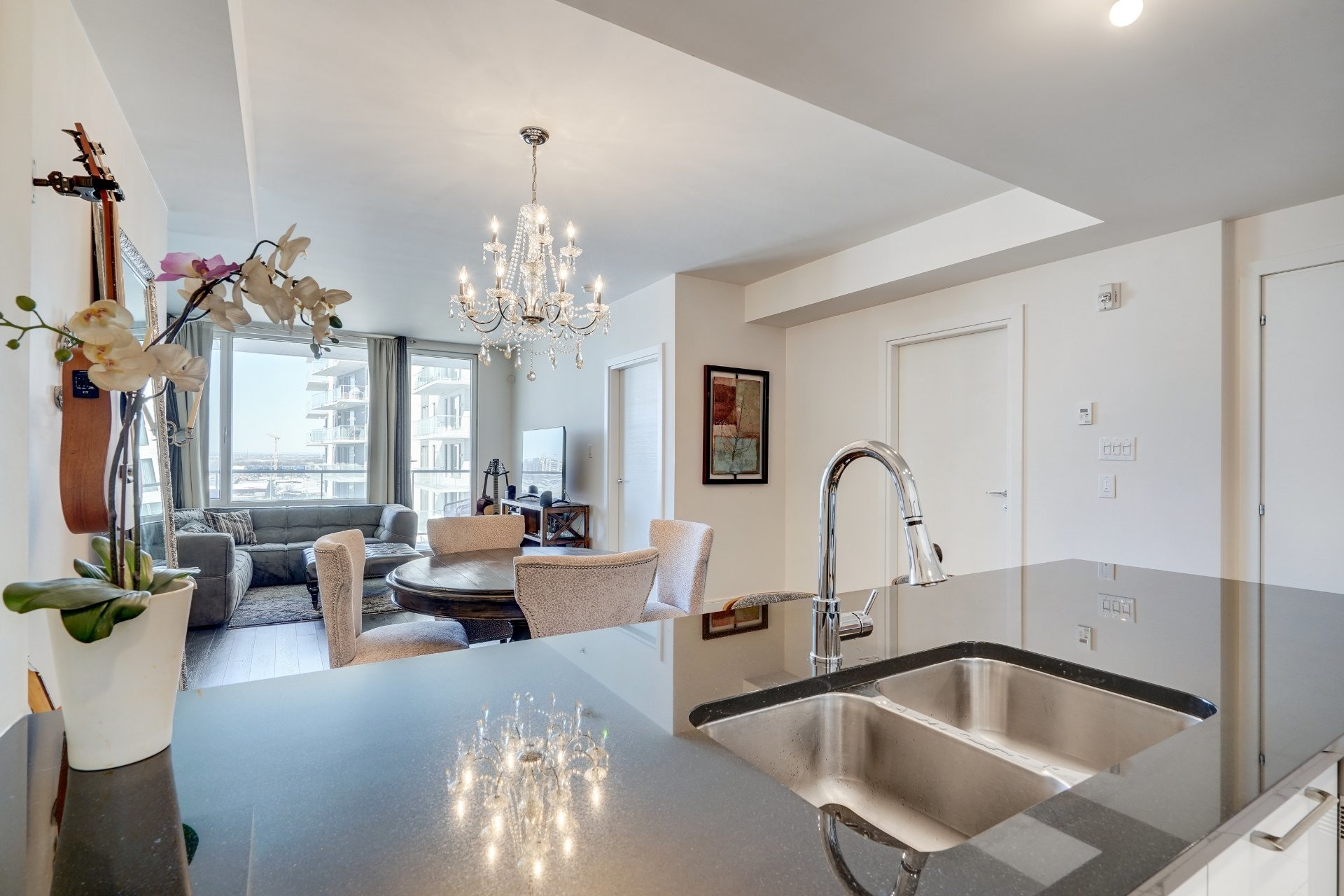image 4 - Apartment For sale Chomedey Laval  - 7 rooms