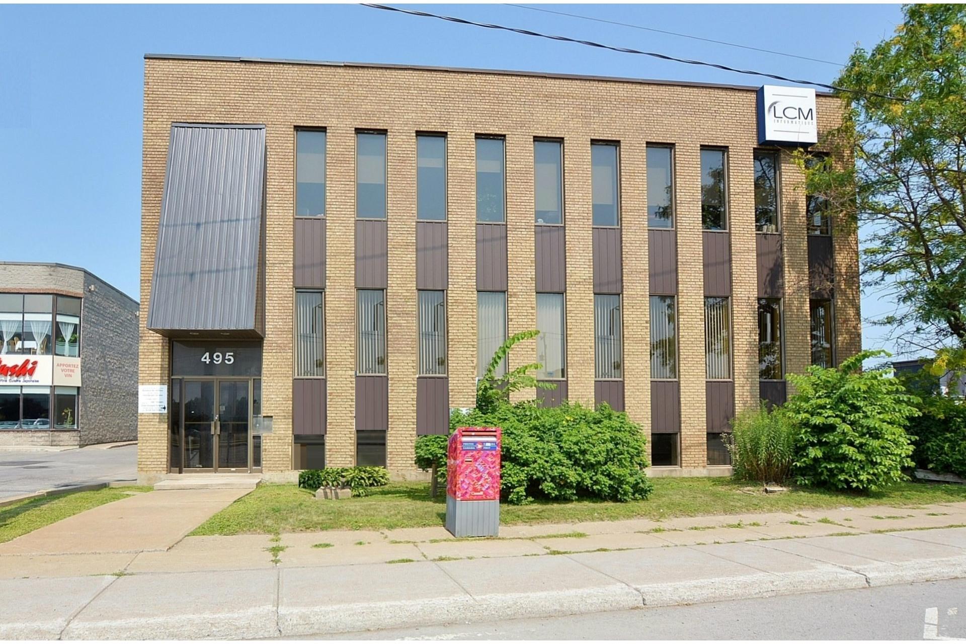 image 0 - Bureau À louer Chomedey Laval