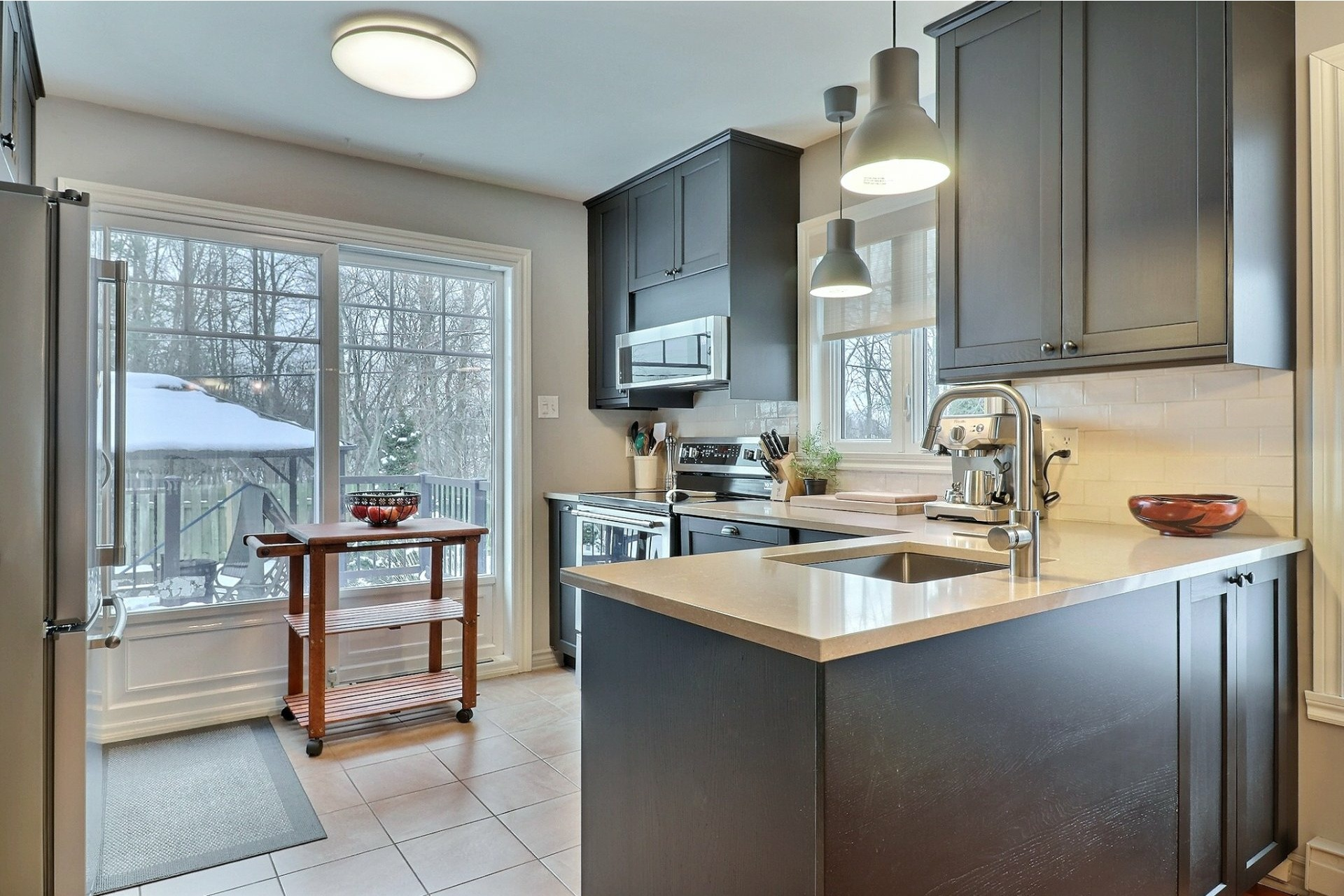 image 7 - House For sale Blainville - 11 rooms