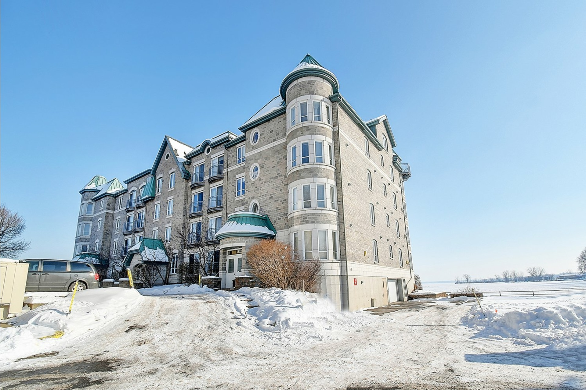 image 0 - Apartment For sale L'Île-Perrot - 8 rooms