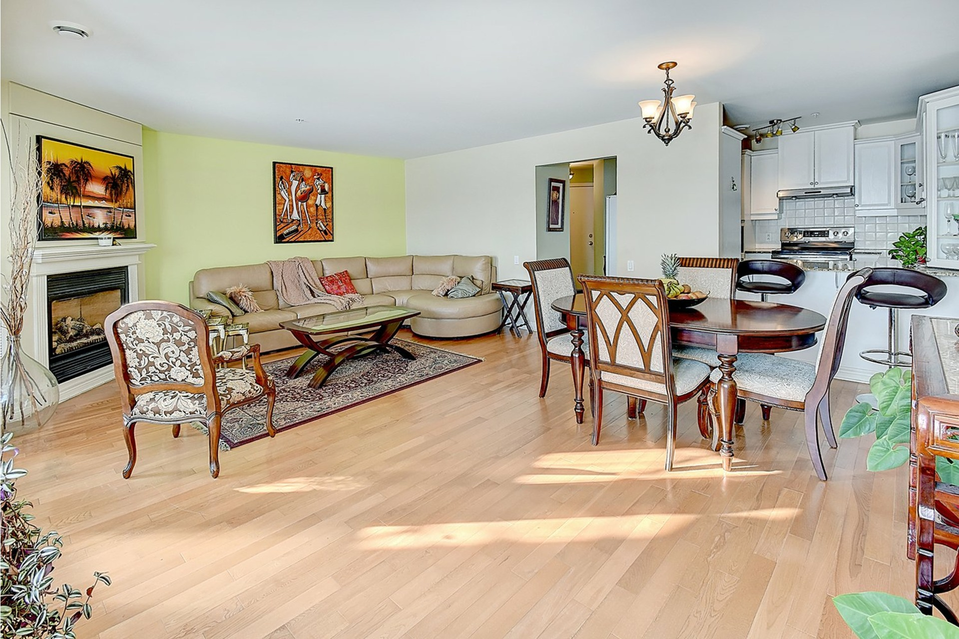 image 4 - Apartment For sale L'Île-Perrot - 8 rooms